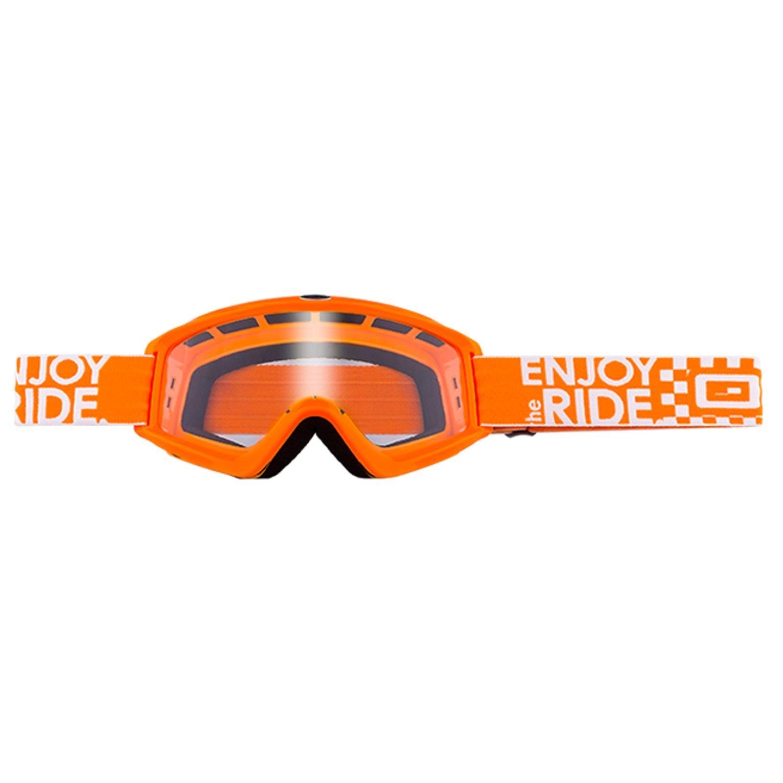ONeal-B-ZERO-Goggle-MOTOCROSS-DOWNHILL-CROSS-MX-Occhiali-DH-ENDURO-Bzero-MOTO miniatura 9