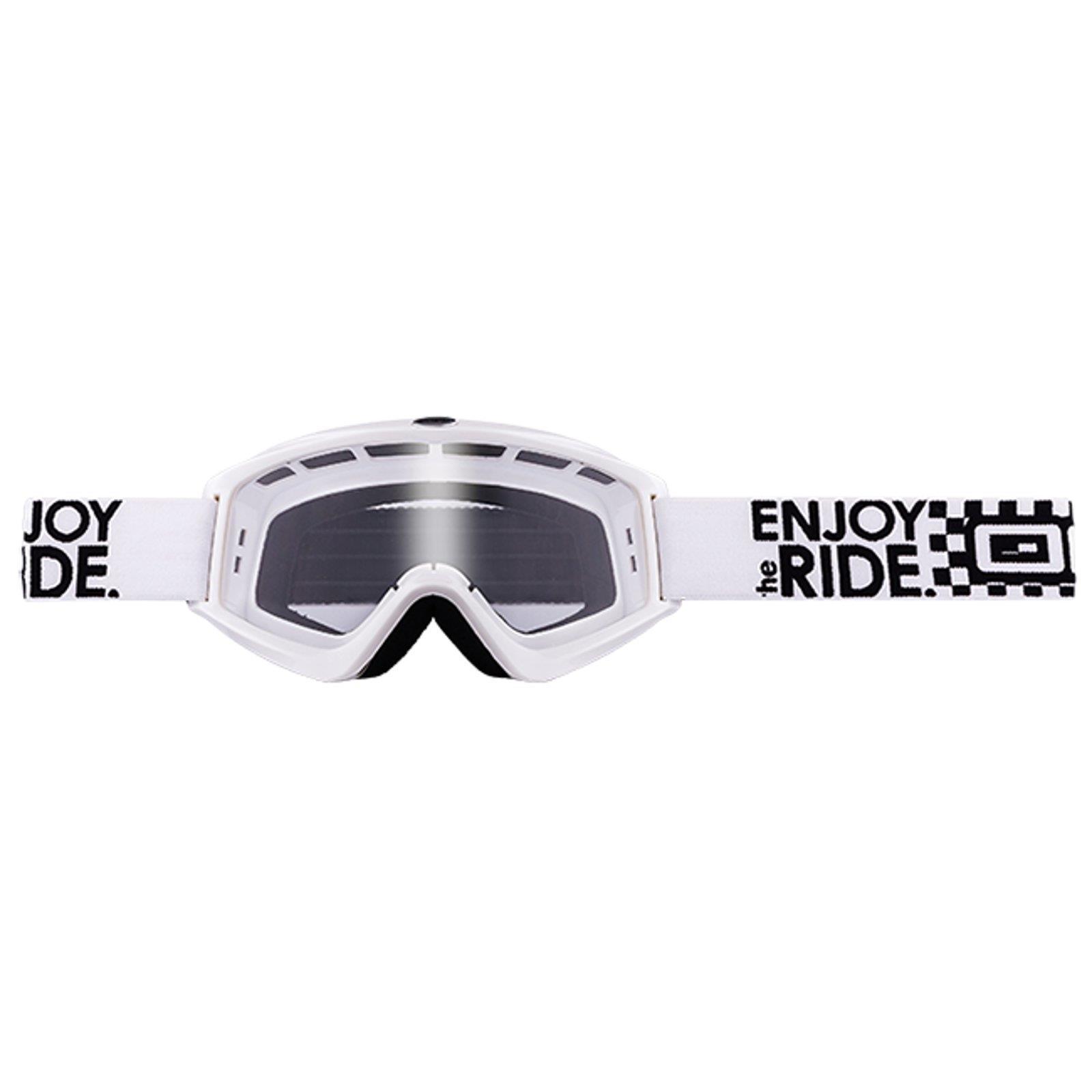 ONeal-B-ZERO-Goggle-MOTOCROSS-DOWNHILL-CROSS-MX-Occhiali-DH-ENDURO-Bzero-MOTO miniatura 11