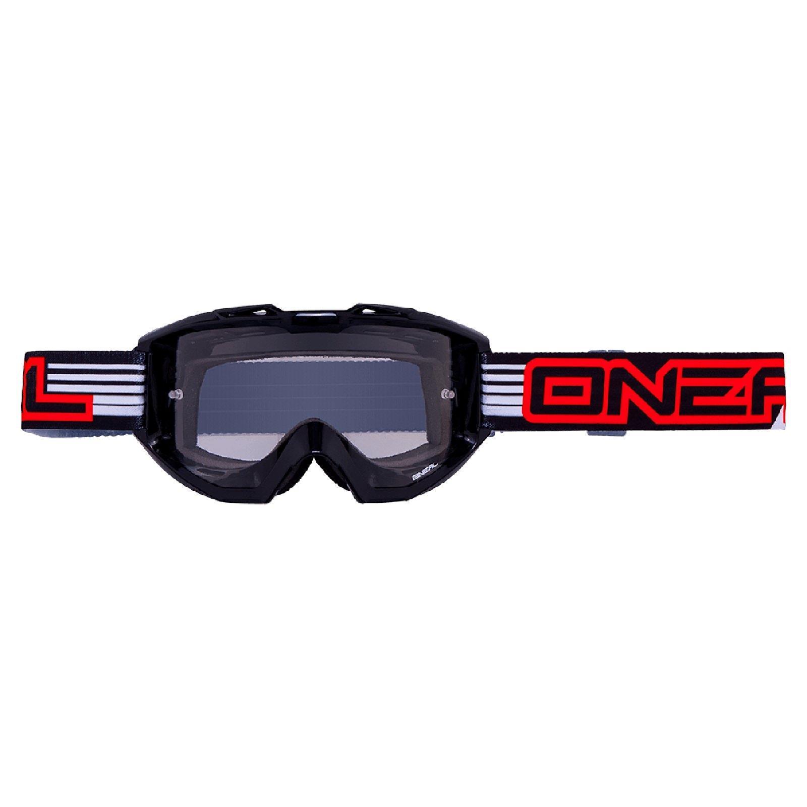 O-039-Neal-Crossbrille-Goggle-MOTOCROSS-DOWNHILL-MX-MTB-DH-b1-b2-b30-B-Zero-B-Flex miniatura 40
