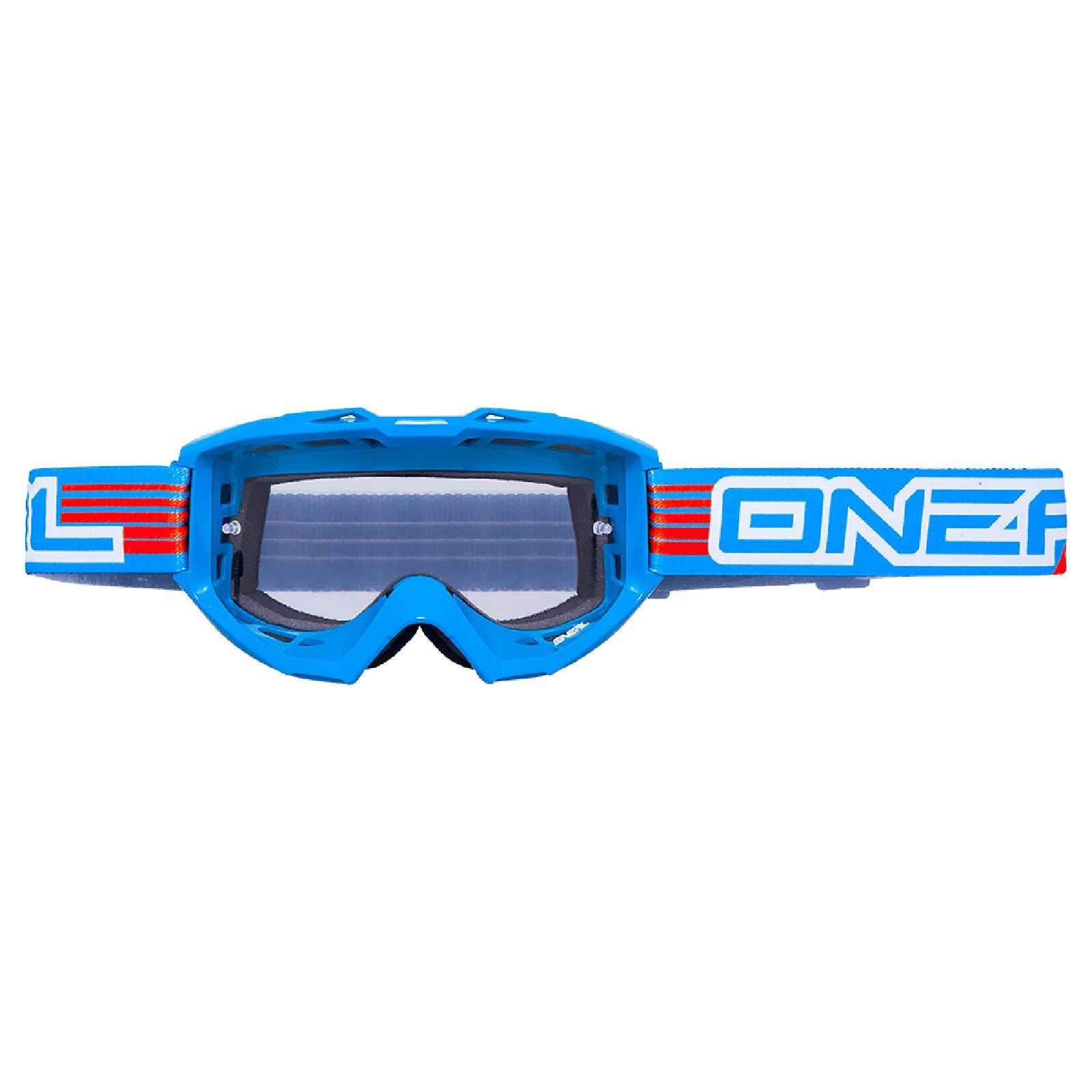 O-039-Neal-Crossbrille-Goggle-MOTOCROSS-DOWNHILL-MX-MTB-DH-b1-b2-b30-B-Zero-B-Flex miniatura 42