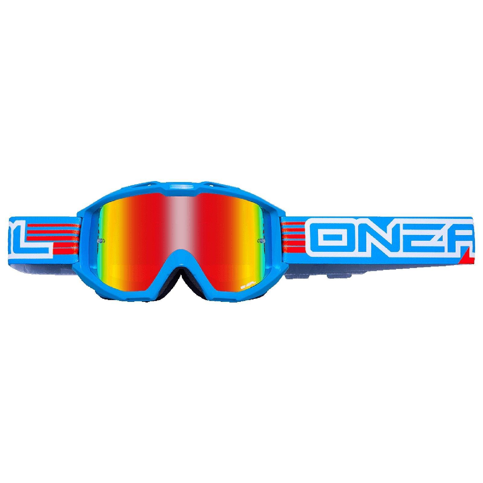 O-039-Neal-Crossbrille-Goggle-MOTOCROSS-DOWNHILL-MX-MTB-DH-b1-b2-b30-B-Zero-B-Flex miniatura 41
