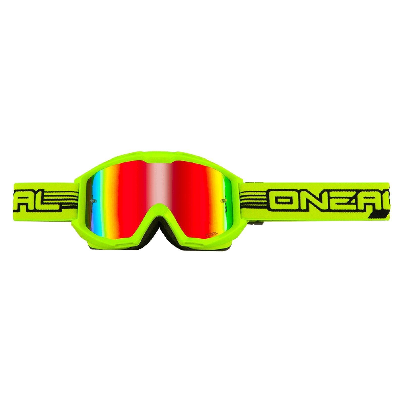 O-039-Neal-Crossbrille-Goggle-MOTOCROSS-DOWNHILL-MX-MTB-DH-b1-b2-b30-B-Zero-B-Flex miniatura 53