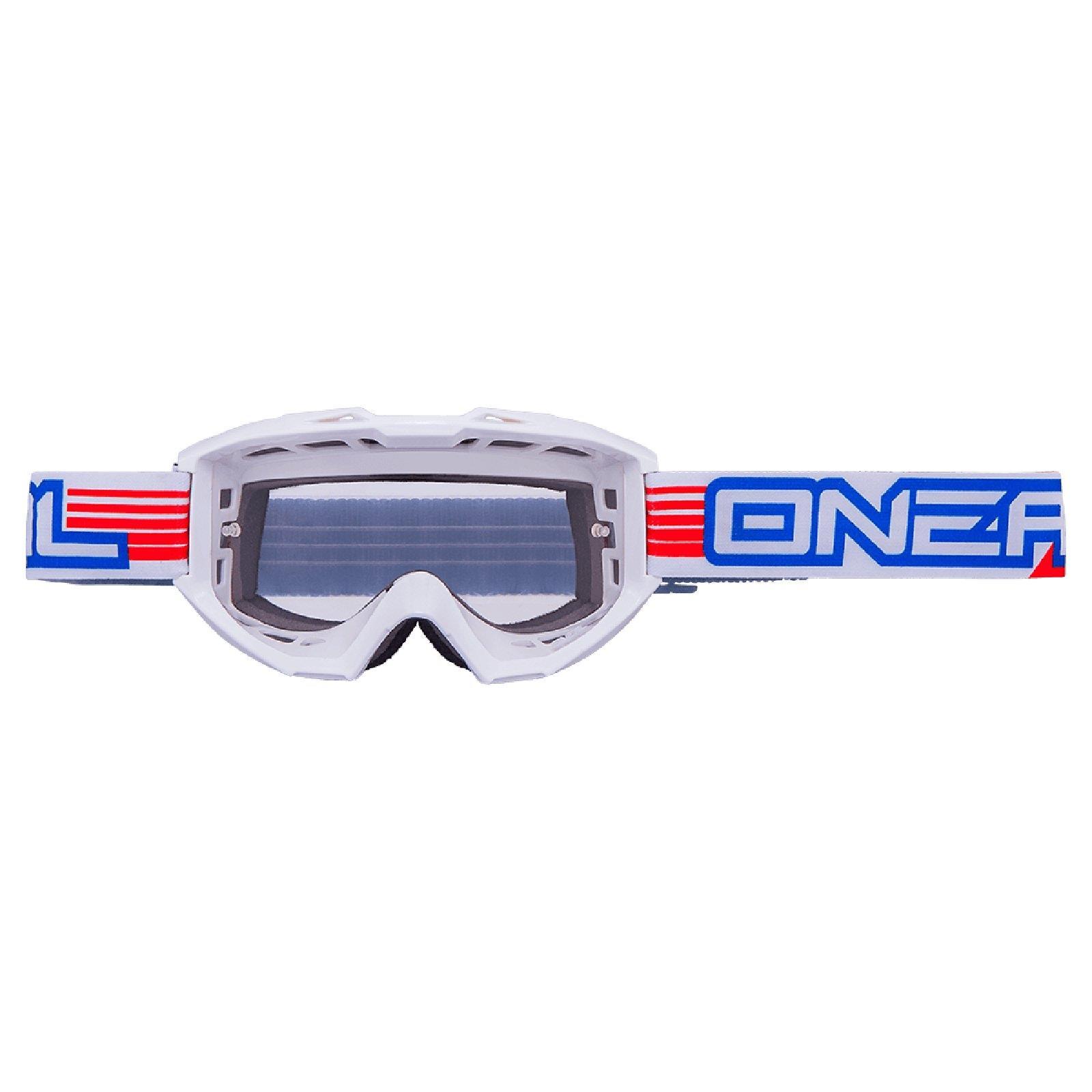 O-039-Neal-Crossbrille-Goggle-MOTOCROSS-DOWNHILL-MX-MTB-DH-b1-b2-b30-B-Zero-B-Flex miniatura 38
