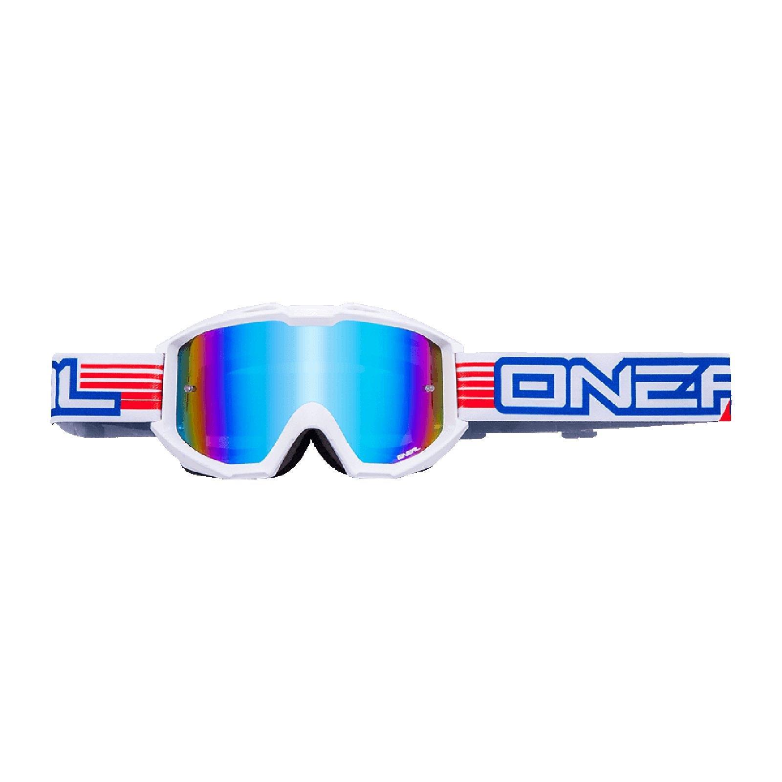 O-039-Neal-Crossbrille-Goggle-MOTOCROSS-DOWNHILL-MX-MTB-DH-b1-b2-b30-B-Zero-B-Flex miniatura 37