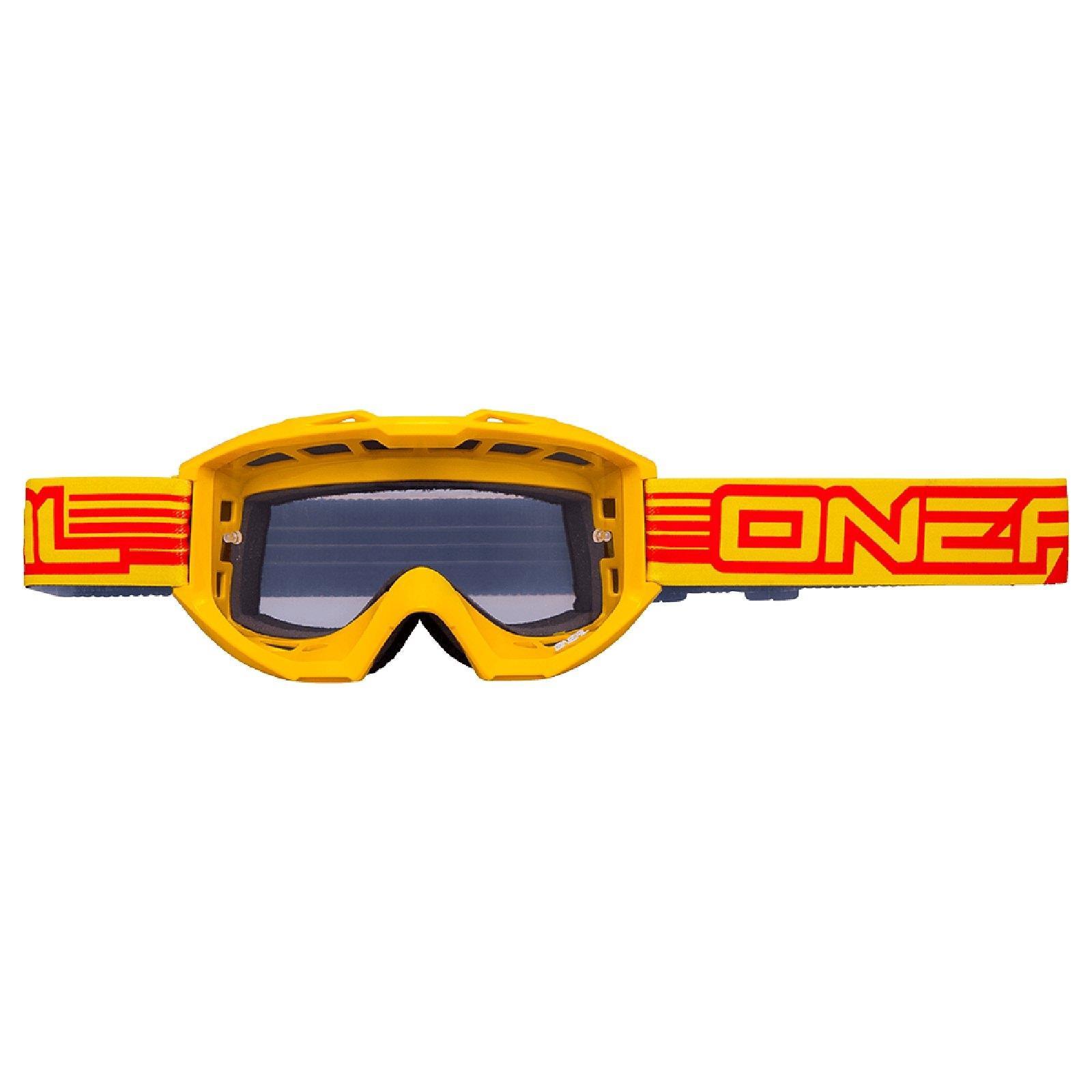 O-039-Neal-Crossbrille-Goggle-MOTOCROSS-DOWNHILL-MX-MTB-DH-b1-b2-b30-B-Zero-B-Flex miniatura 35