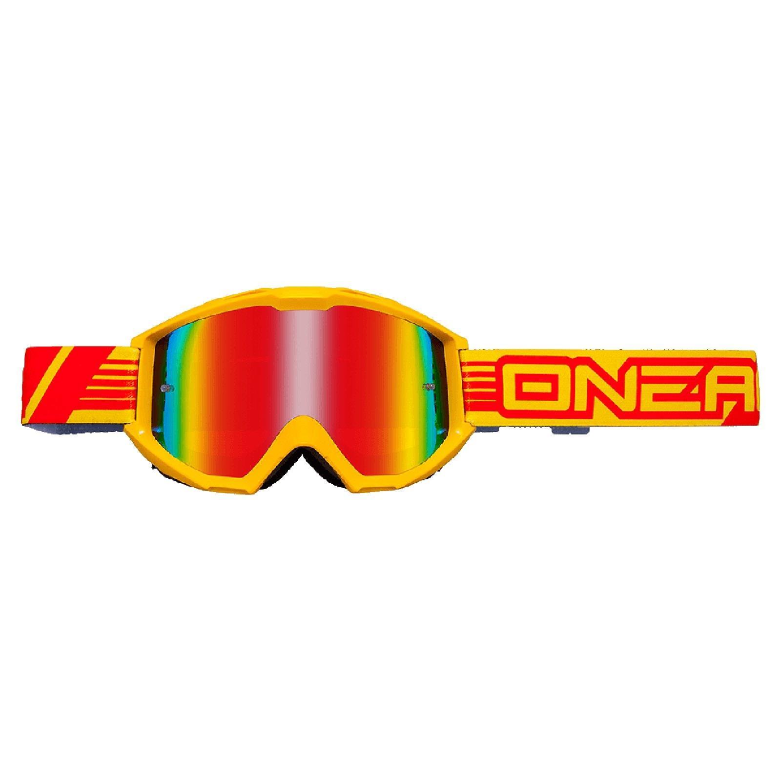 O-039-Neal-Crossbrille-Goggle-MOTOCROSS-DOWNHILL-MX-MTB-DH-b1-b2-b30-B-Zero-B-Flex miniatura 36