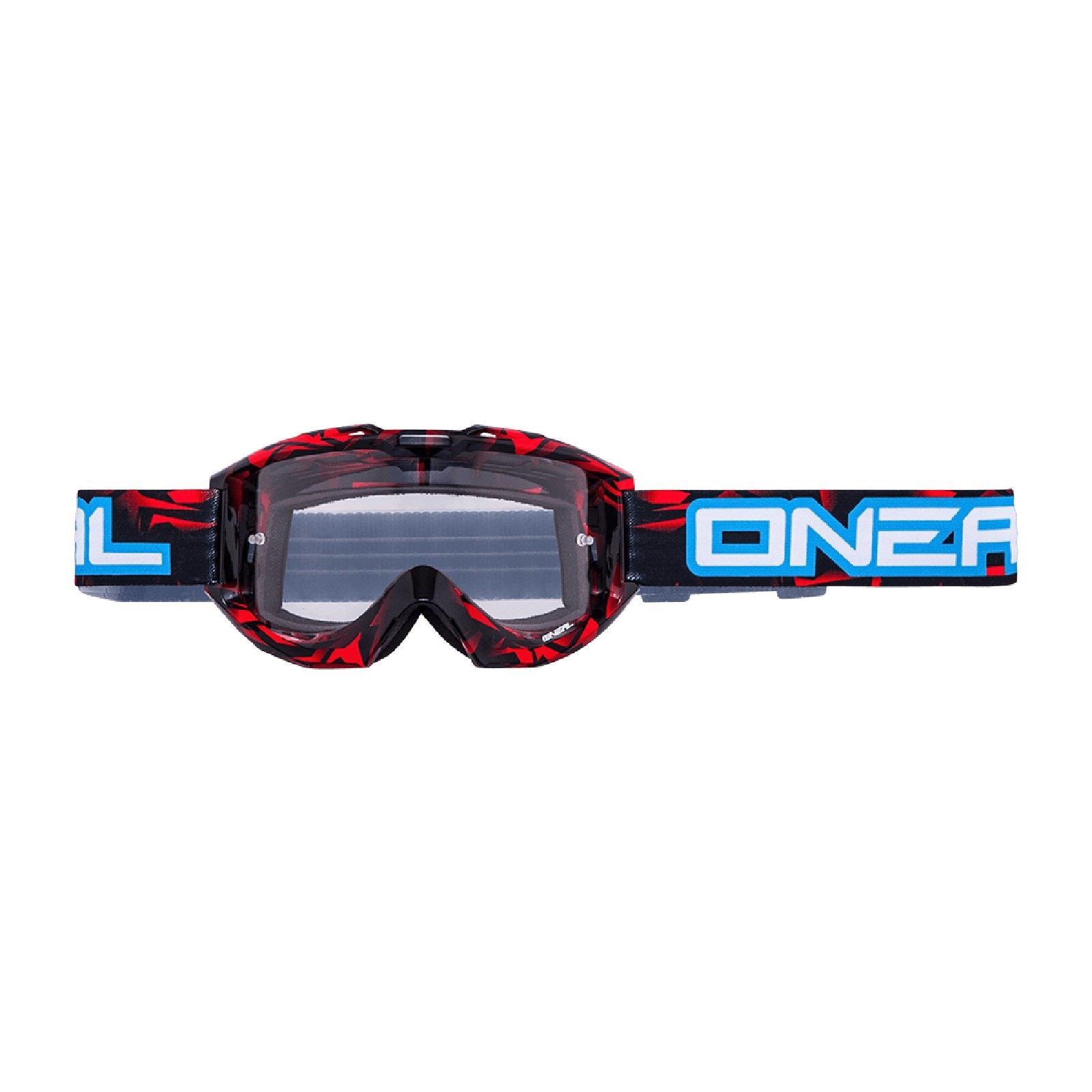 O-039-Neal-Crossbrille-Goggle-MOTOCROSS-DOWNHILL-MX-MTB-DH-b1-b2-b30-B-Zero-B-Flex miniatura 47