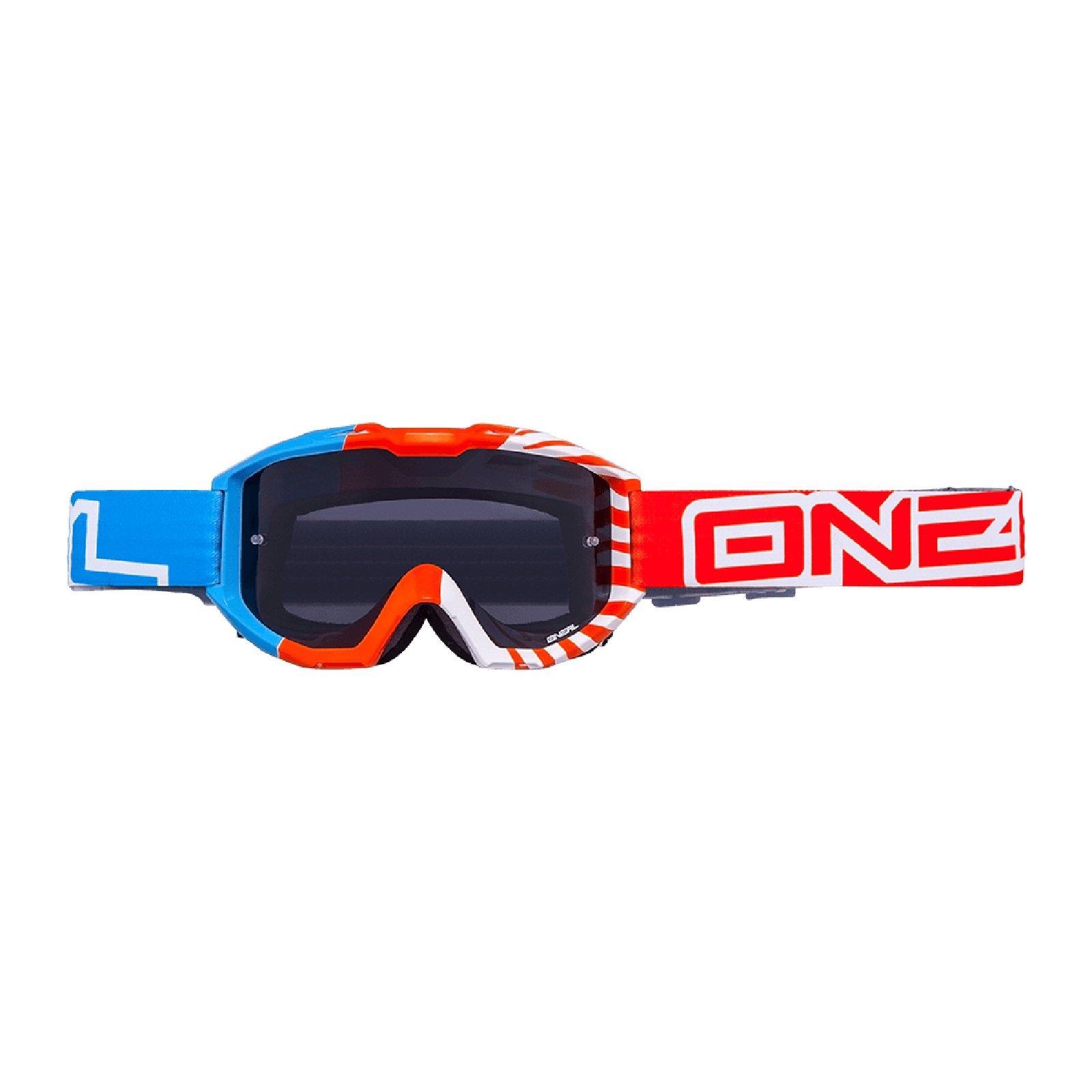 O-039-Neal-Crossbrille-Goggle-MOTOCROSS-DOWNHILL-MX-MTB-DH-b1-b2-b30-B-Zero-B-Flex miniatura 50