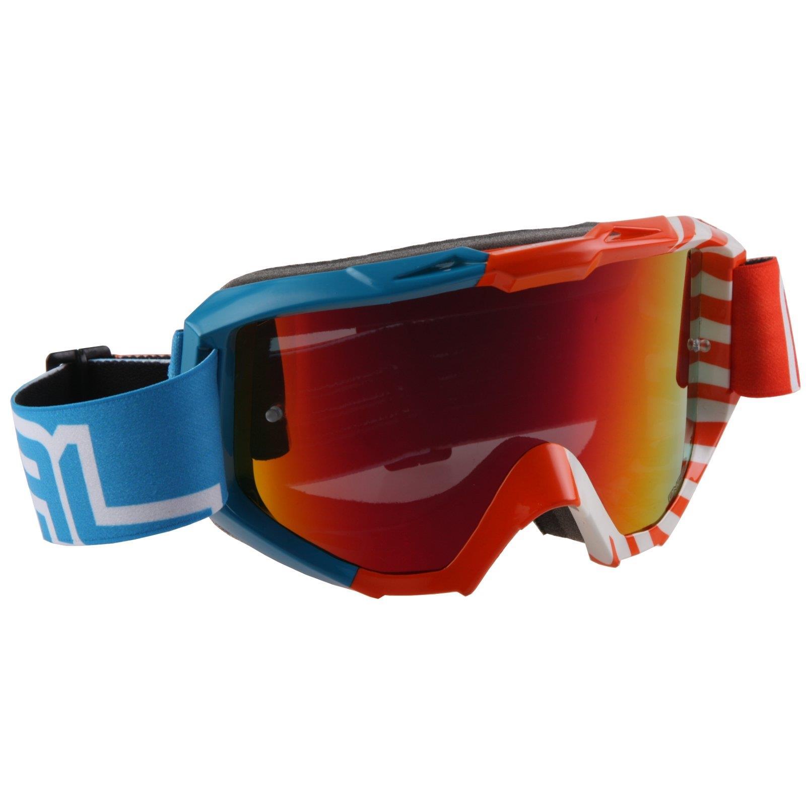 O-039-Neal-Crossbrille-Goggle-MOTOCROSS-DOWNHILL-MX-MTB-DH-b1-b2-b30-B-Zero-B-Flex miniatura 51