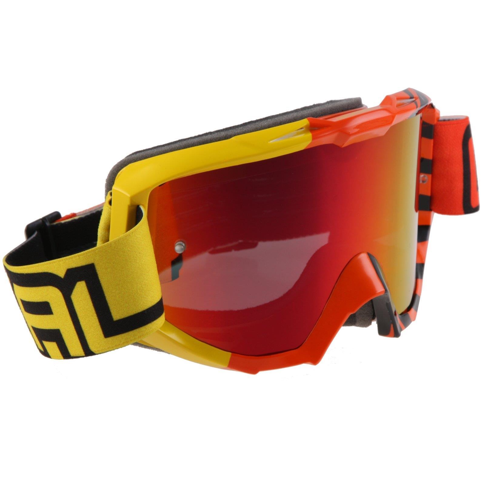 O-039-Neal-b1-Radium-MX-Goggle-Motocross-Occhiali-a-specchio-cross-enduro-dh-downhill miniatura 10