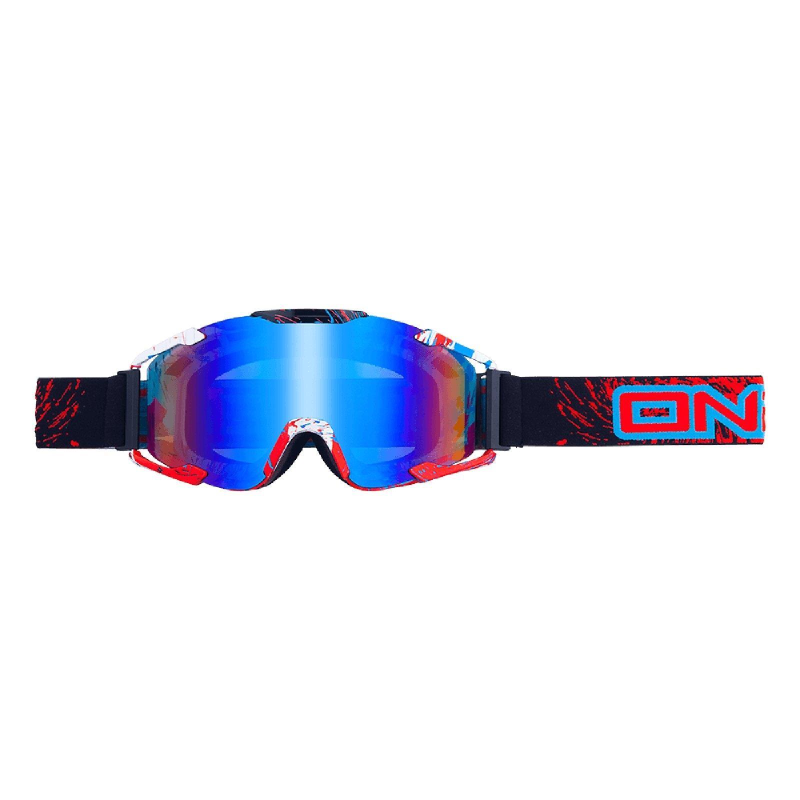 O-039-Neal-Crossbrille-Goggle-MOTOCROSS-DOWNHILL-MX-MTB-DH-b1-b2-b30-B-Zero-B-Flex miniatura 57