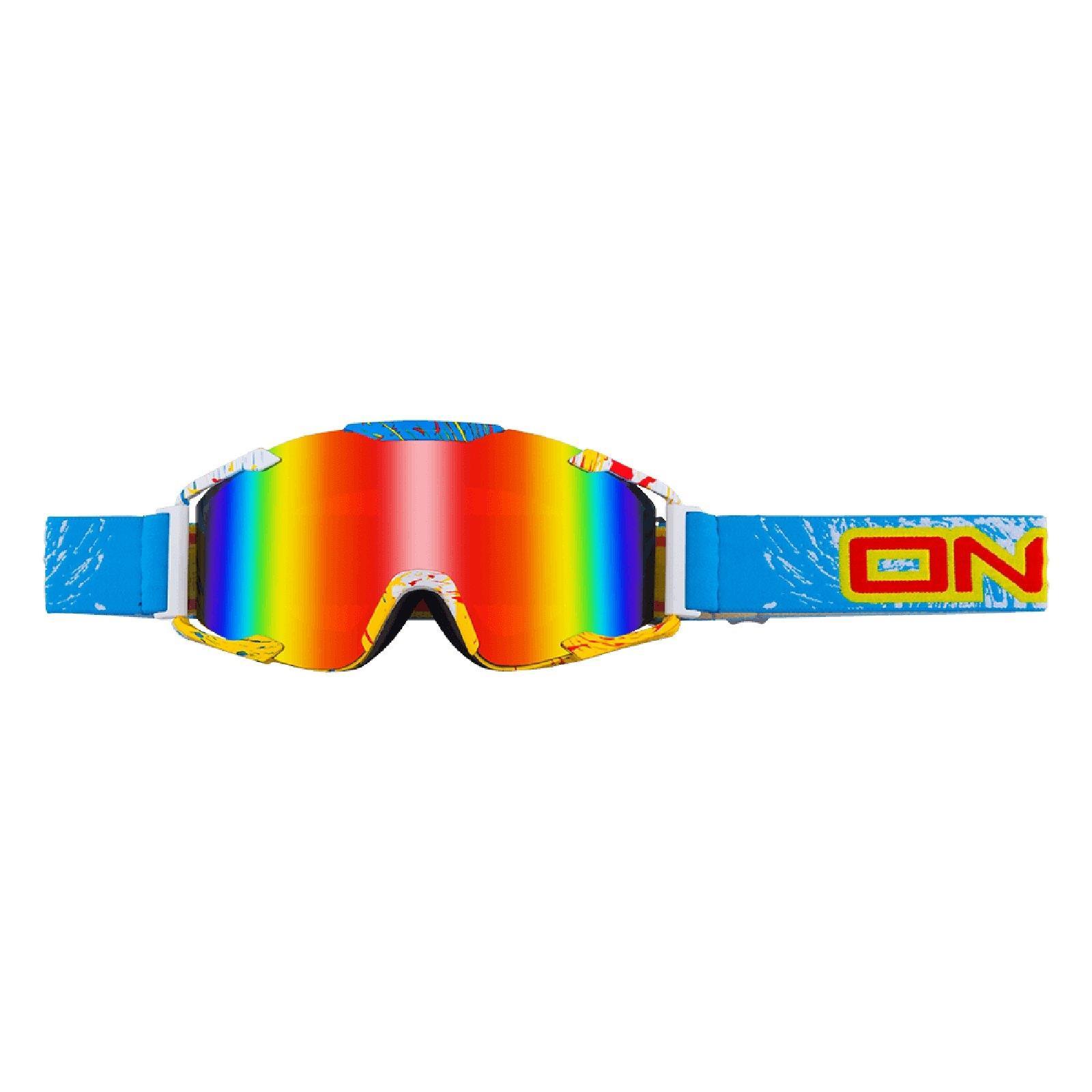 O-039-Neal-Crossbrille-Goggle-MOTOCROSS-DOWNHILL-MX-MTB-DH-b1-b2-b30-B-Zero-B-Flex miniatura 55