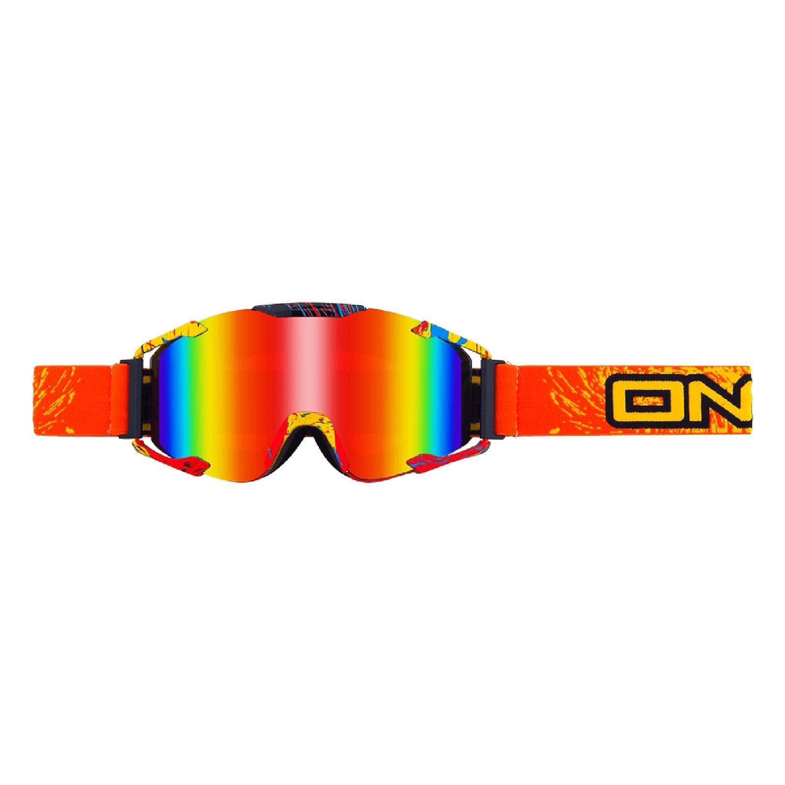 O-039-Neal-Crossbrille-Goggle-MOTOCROSS-DOWNHILL-MX-MTB-DH-b1-b2-b30-B-Zero-B-Flex miniatura 59