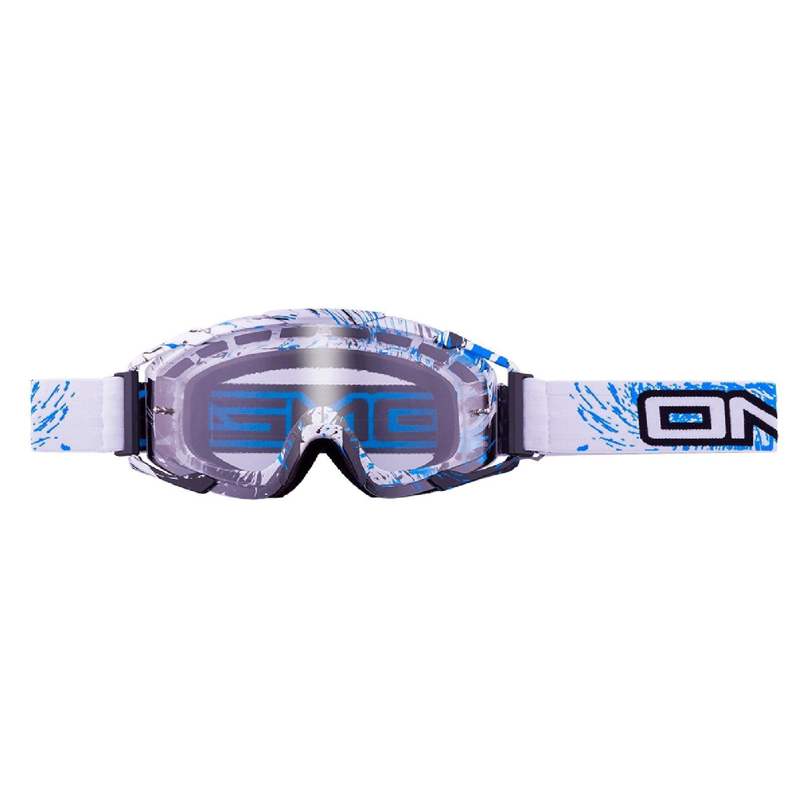 O-039-Neal-Crossbrille-Goggle-MOTOCROSS-DOWNHILL-MX-MTB-DH-b1-b2-b30-B-Zero-B-Flex miniatura 60