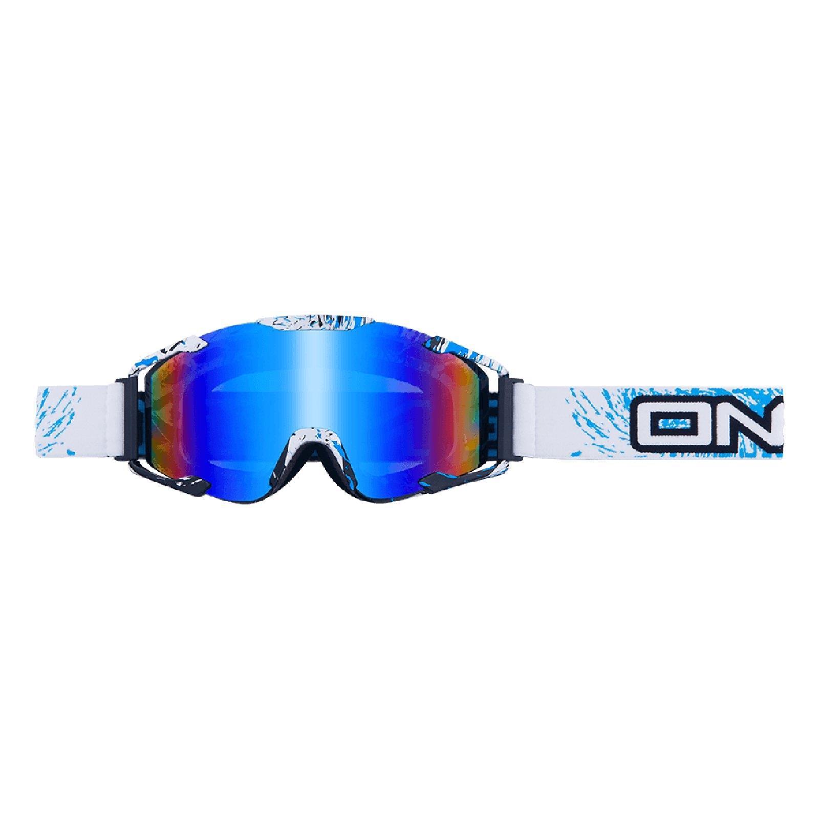 O-039-Neal-Crossbrille-Goggle-MOTOCROSS-DOWNHILL-MX-MTB-DH-b1-b2-b30-B-Zero-B-Flex miniatura 61