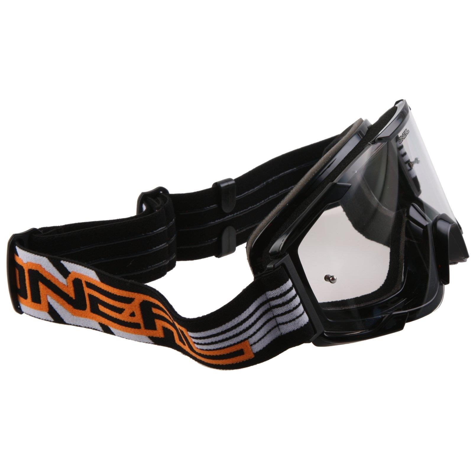 O-039-Neal-Crossbrille-Goggle-MOTOCROSS-DOWNHILL-MX-MTB-DH-b1-b2-b30-B-Zero-B-Flex miniatura 69