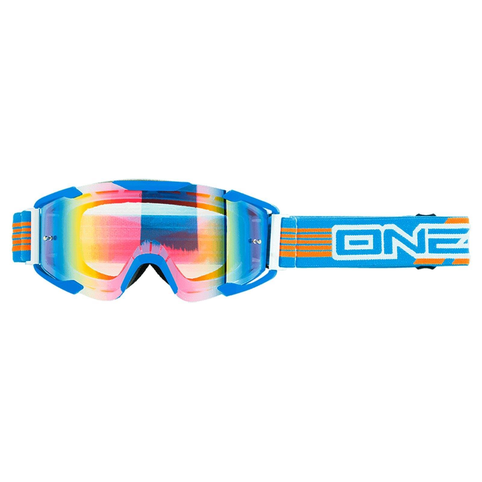 O-039-Neal-Crossbrille-Goggle-MOTOCROSS-DOWNHILL-MX-MTB-DH-b1-b2-b30-B-Zero-B-Flex miniatura 63