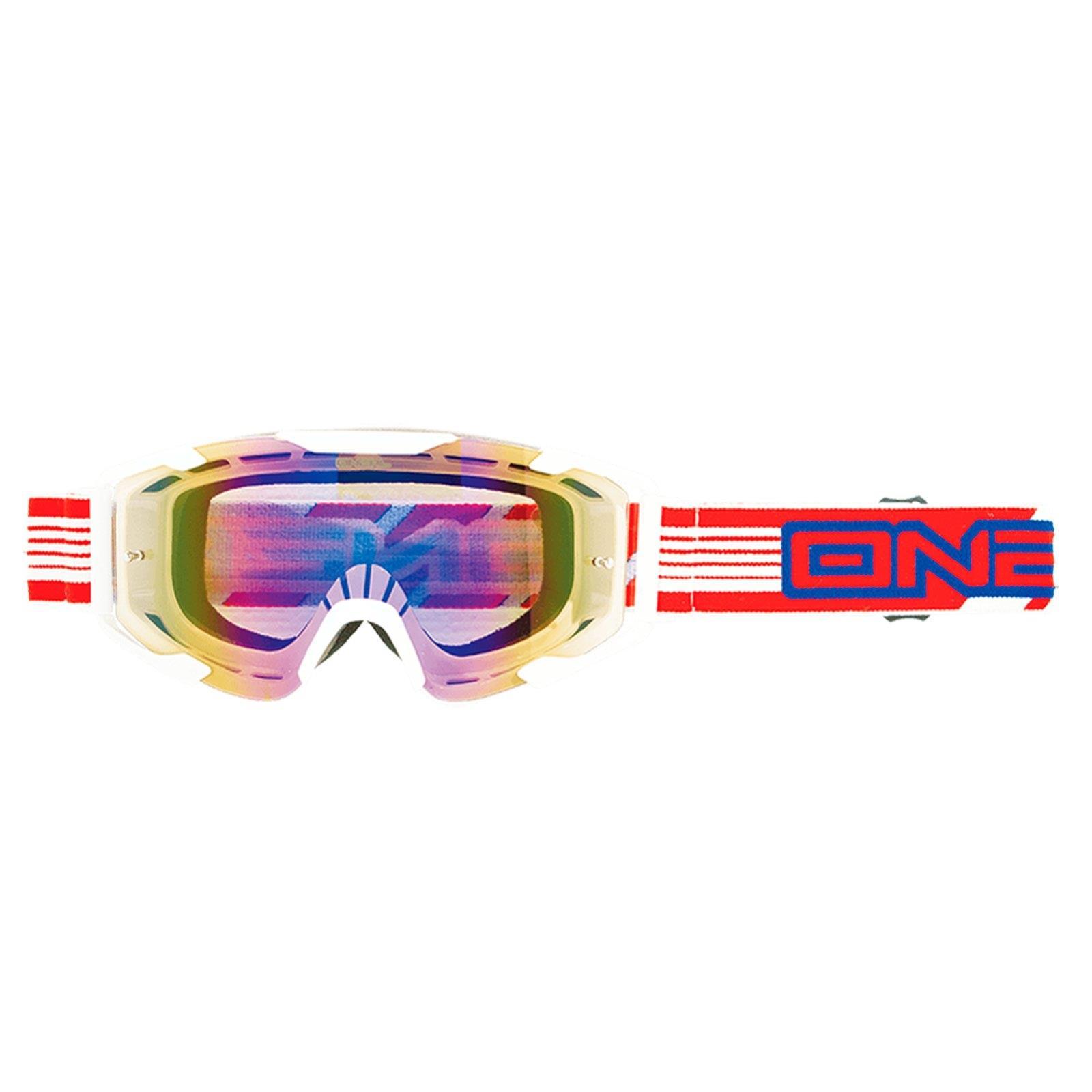 O-039-Neal-Crossbrille-Goggle-MOTOCROSS-DOWNHILL-MX-MTB-DH-b1-b2-b30-B-Zero-B-Flex miniatura 64