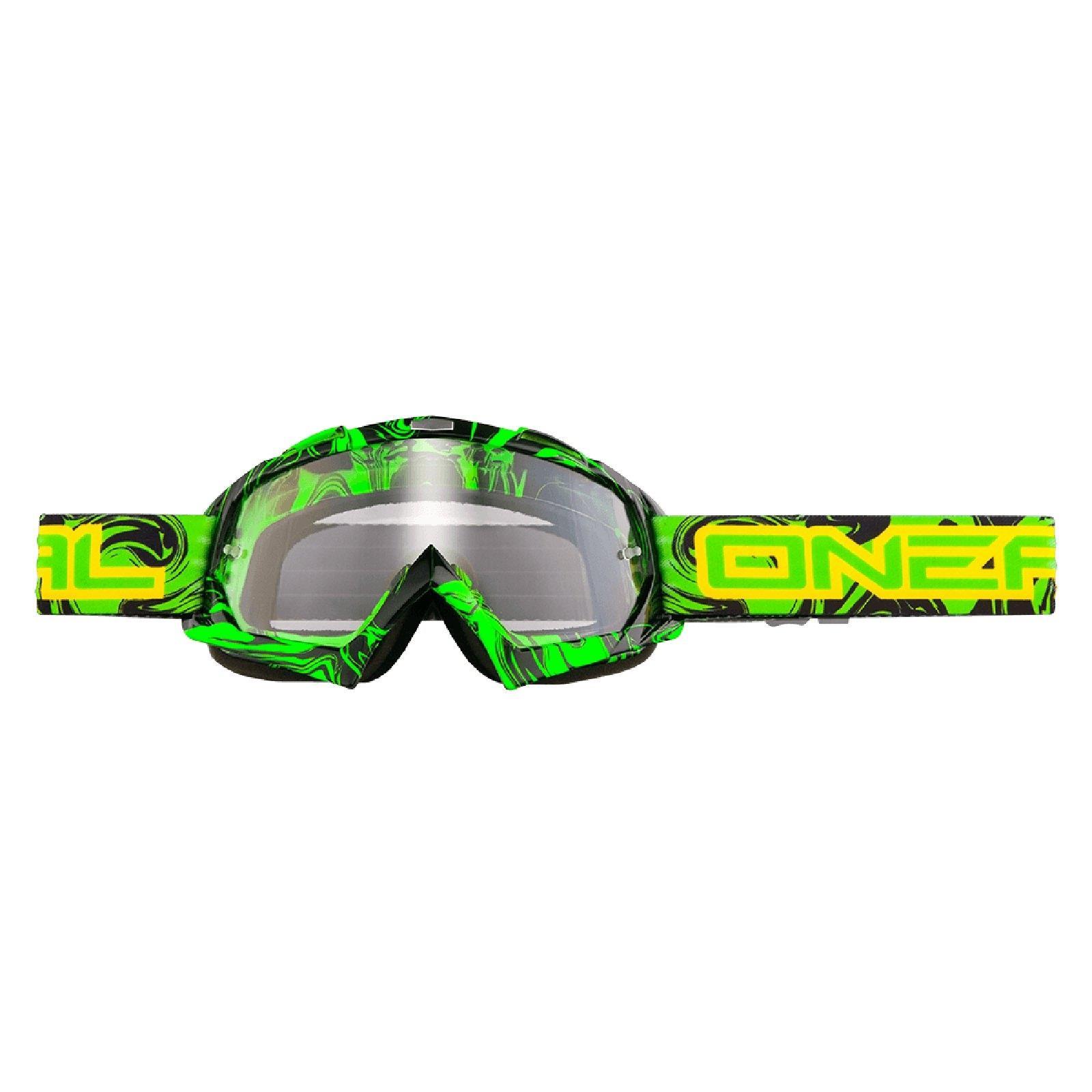 O-039-Neal-Crossbrille-Goggle-MOTOCROSS-DOWNHILL-MX-MTB-DH-b1-b2-b30-B-Zero-B-Flex miniatura 16