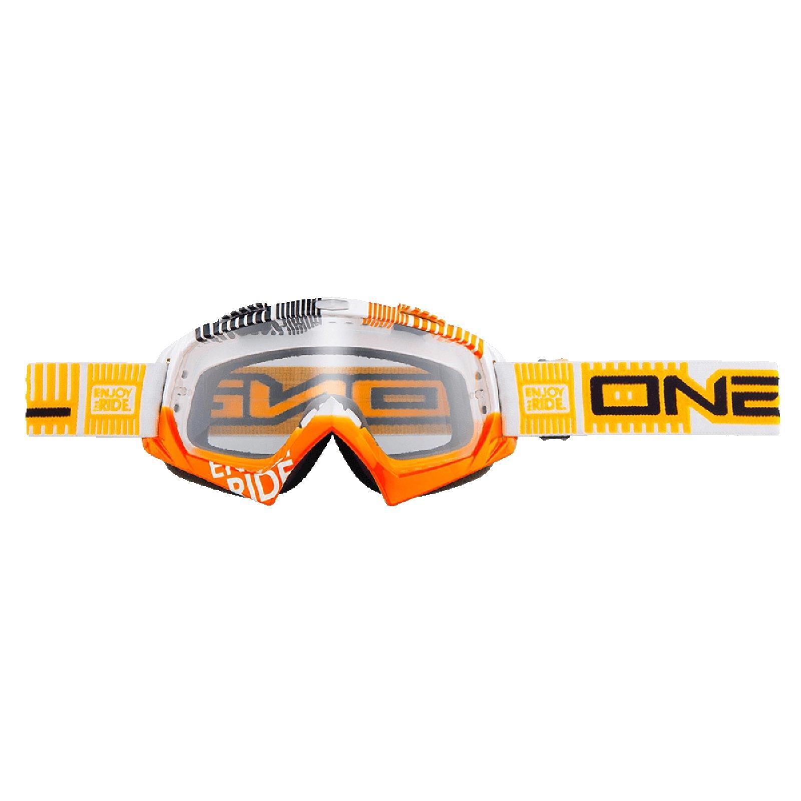 O-039-Neal-Crossbrille-Goggle-MOTOCROSS-DOWNHILL-MX-MTB-DH-b1-b2-b30-B-Zero-B-Flex miniatura 28