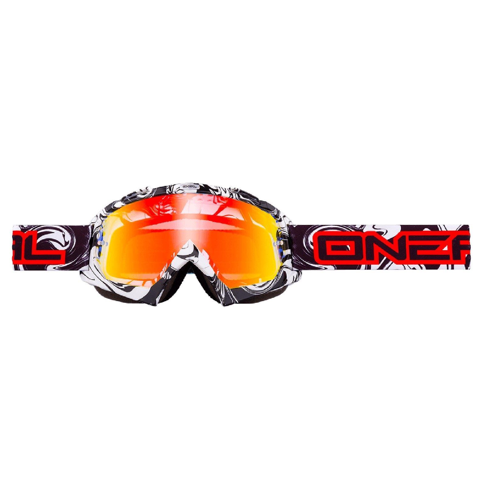 O-039-Neal-Crossbrille-Goggle-MOTOCROSS-DOWNHILL-MX-MTB-DH-b1-b2-b30-B-Zero-B-Flex miniatura 17