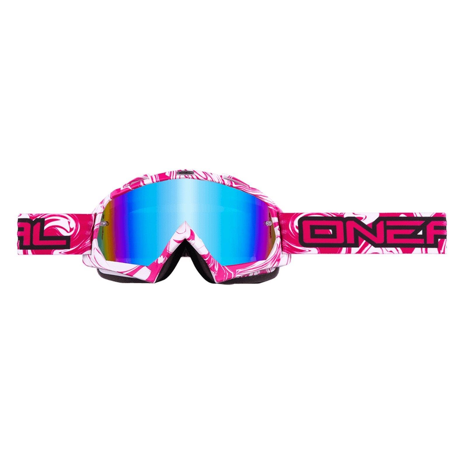 O-039-Neal-Crossbrille-Goggle-MOTOCROSS-DOWNHILL-MX-MTB-DH-b1-b2-b30-B-Zero-B-Flex miniatura 11