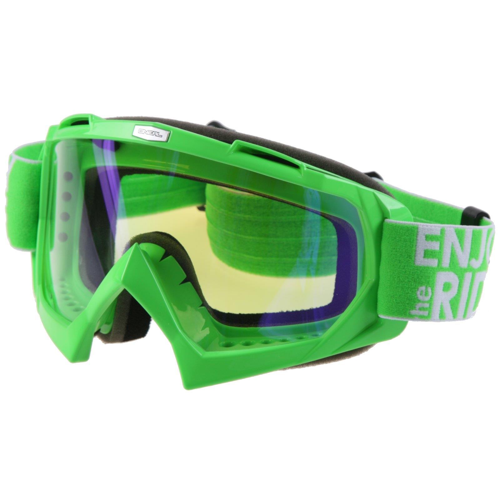 O-039-Neal-Crossbrille-Goggle-MOTOCROSS-DOWNHILL-MX-MTB-DH-b1-b2-b30-B-Zero-B-Flex miniatura 24