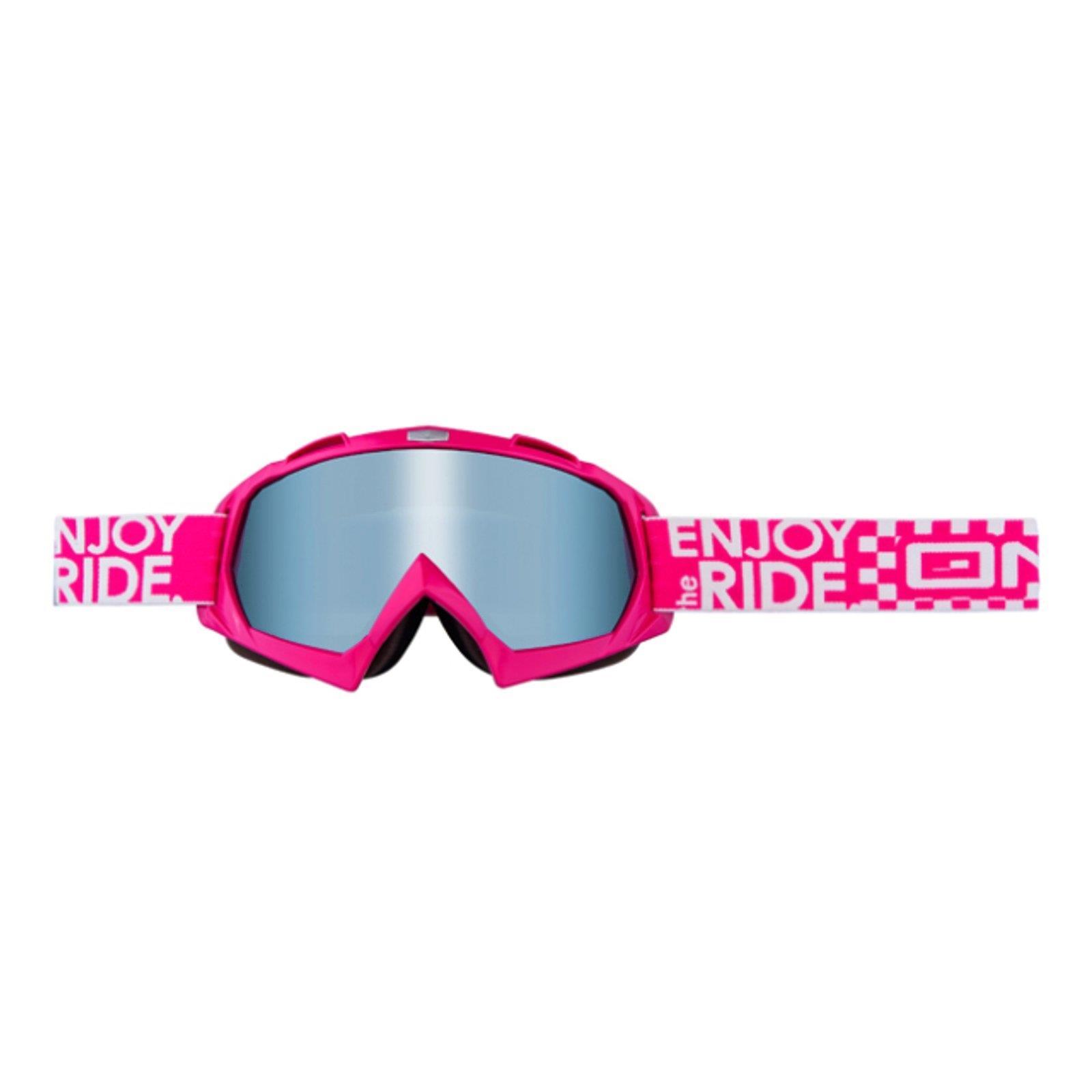 O-039-Neal-Crossbrille-Goggle-MOTOCROSS-DOWNHILL-MX-MTB-DH-b1-b2-b30-B-Zero-B-Flex miniatura 22