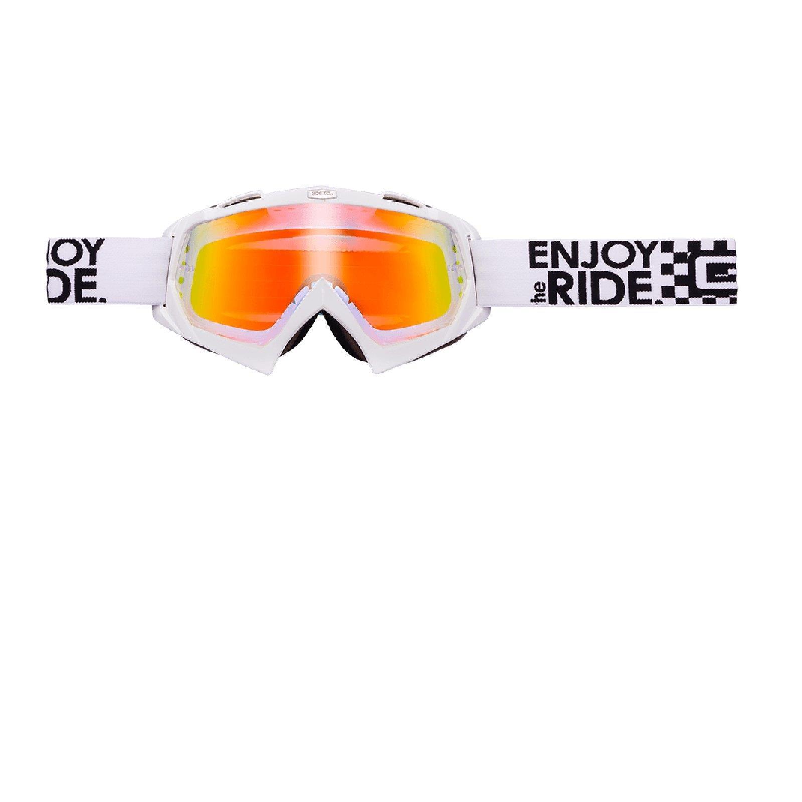 O-039-Neal-Crossbrille-Goggle-MOTOCROSS-DOWNHILL-MX-MTB-DH-b1-b2-b30-B-Zero-B-Flex miniatura 20