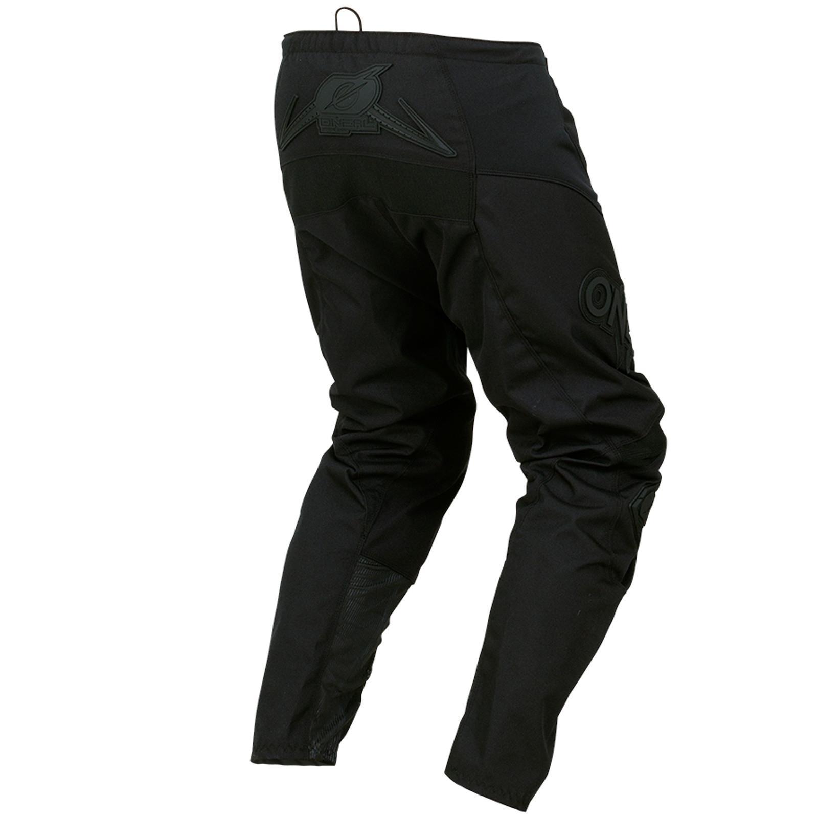 O-039-Neal-elemento-Mayhem-Hardwear-Pants-Pantaloni-MX-MOTO-CROSS-ENDURO-OFFROAD-Pelle miniatura 73