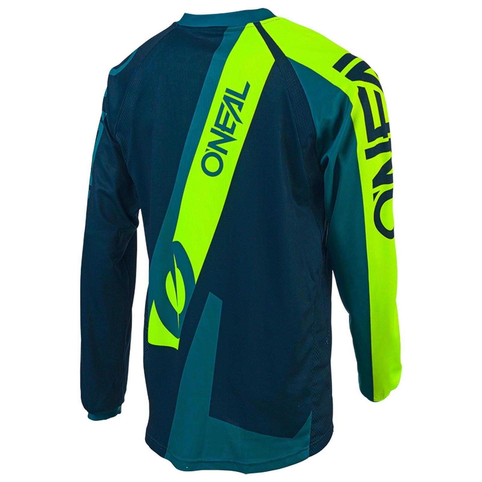 O-039-Neal-elemento-Mayhem-JERSEY-Racewear-Motocross-Maglia-MX-DH-FR-MTB-MOUNTAIN-BIKE miniatura 64