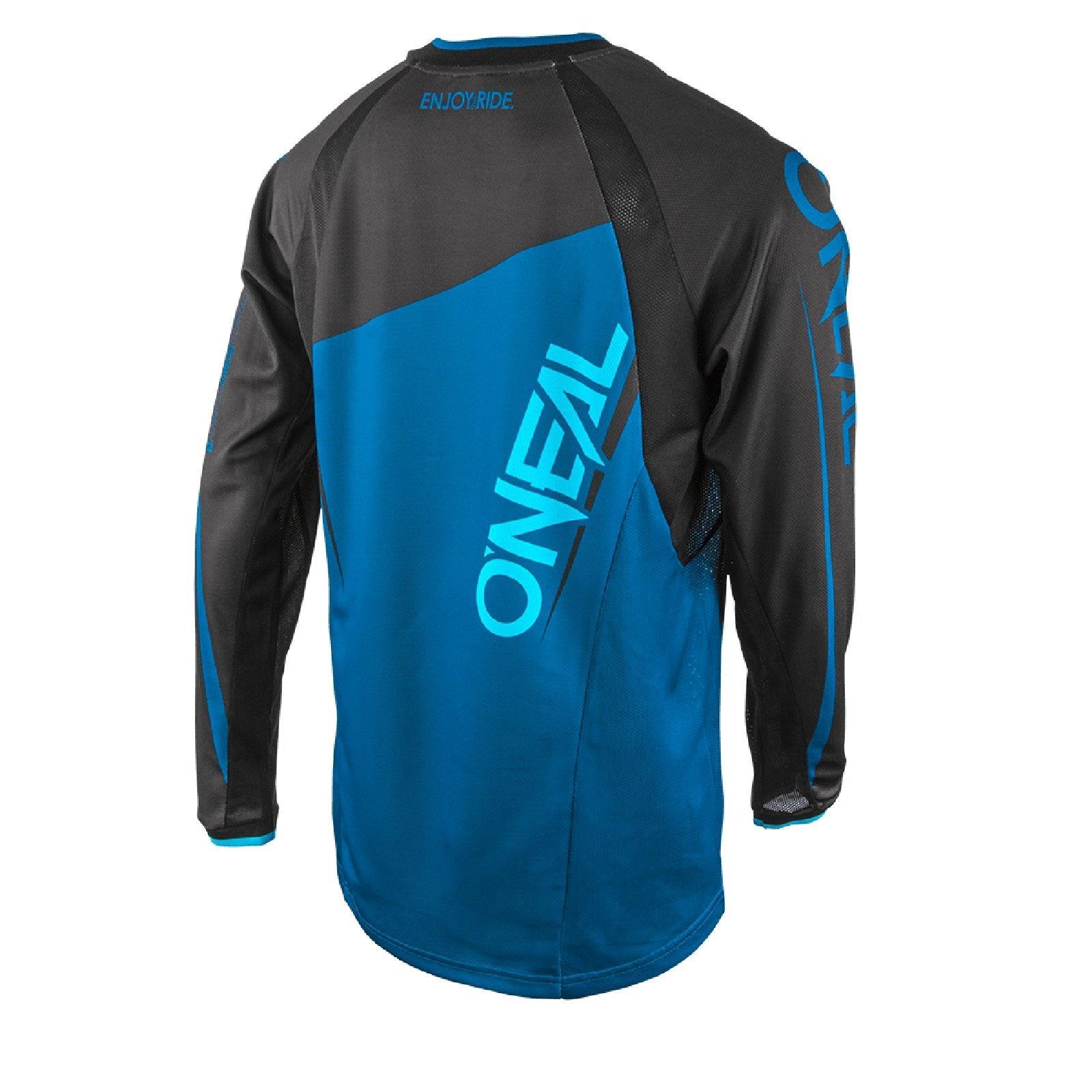 O /'Neal Element Fr jersey a maniche corte MANICA LUNGA MAGLIA PIN IT bicicletta DH bloccanti