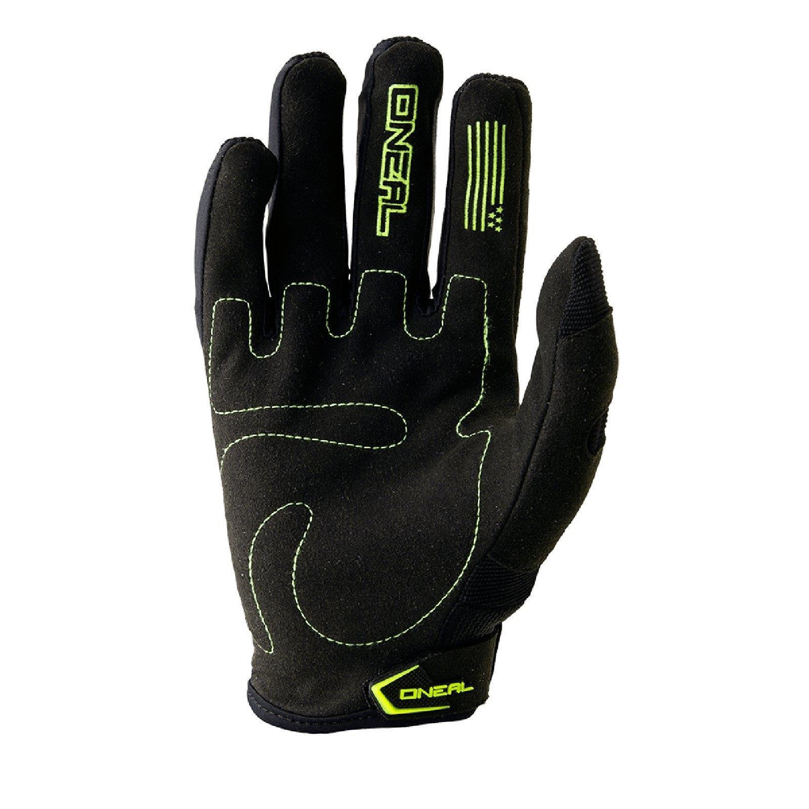 Oneal-elemento-MX-guantes-motocross-SX-enduro-Cross-moto-todo-terreno-todoterreno miniatura 11