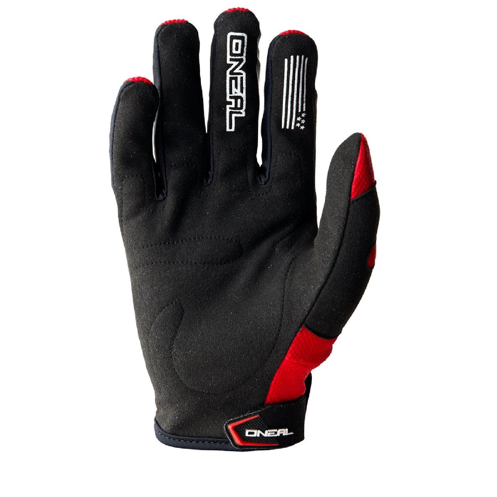 Oneal-elemento-MX-guantes-motocross-SX-enduro-Cross-moto-todo-terreno-todoterreno miniatura 7