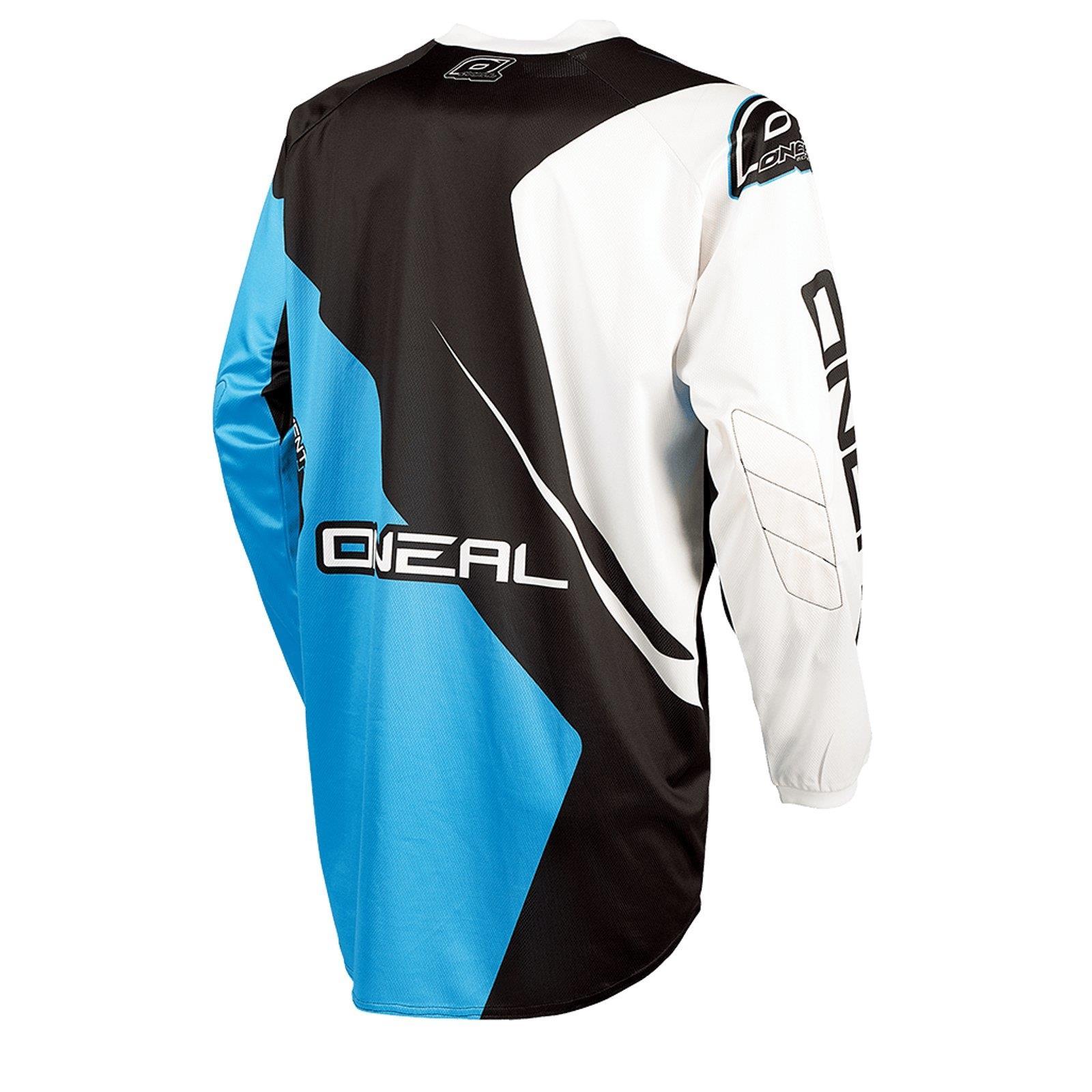 O-039-Neal-Element-Racewear-Jersey-Motocross-MX-Enduro-DH-FR-Mountain-Bike-MTB-BMX miniatura 18