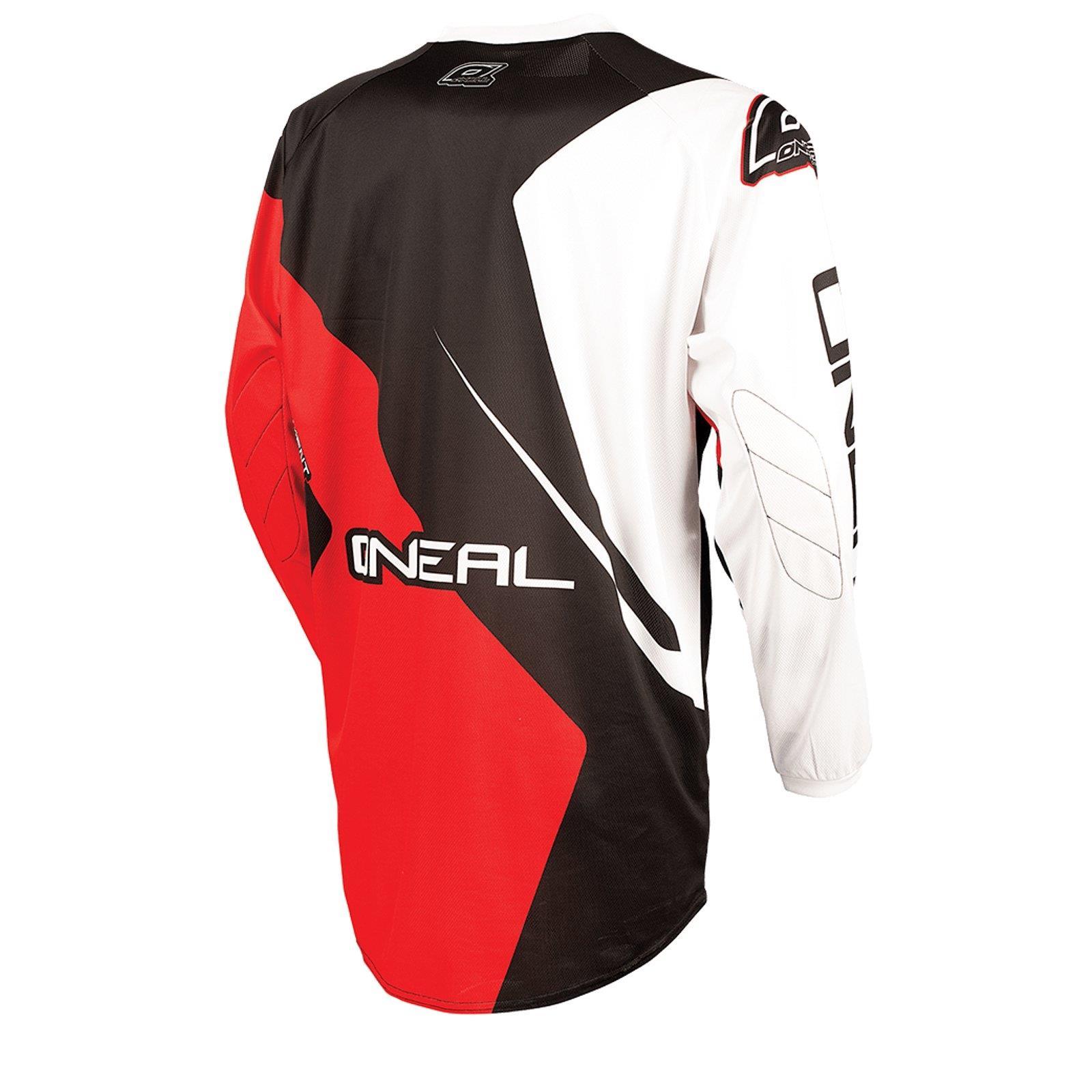 O-039-Neal-Element-Racewear-Jersey-Motocross-MX-Enduro-DH-FR-Mountain-Bike-MTB-BMX miniatura 20