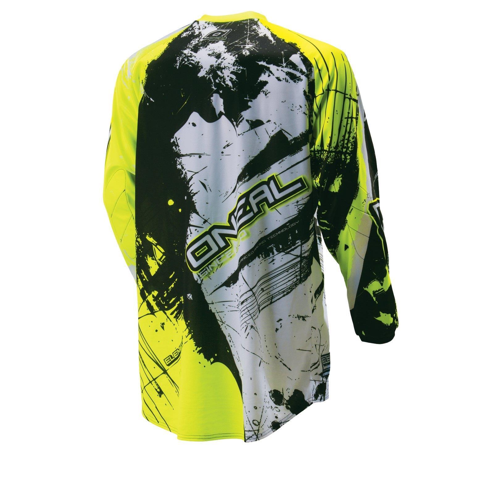ONeal-pantalones-de-Jersey-de-los-ninos-de-pantalones-cortos-ninos-MX-bicicleta-DH-montana-bicicleta miniatura 67