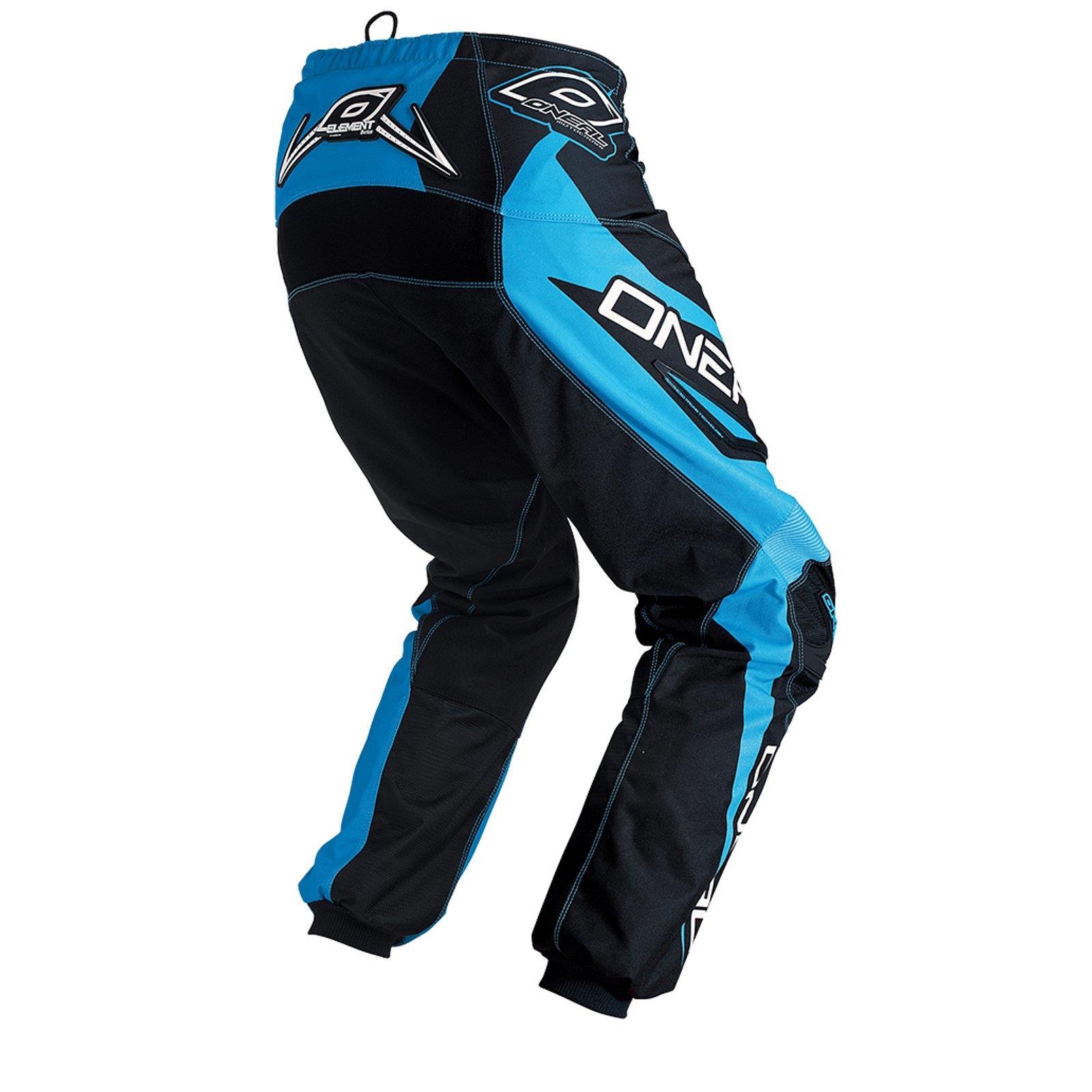 ONeal-pantalones-de-Jersey-de-los-ninos-de-pantalones-cortos-ninos-MX-bicicleta-DH-montana-bicicleta miniatura 105