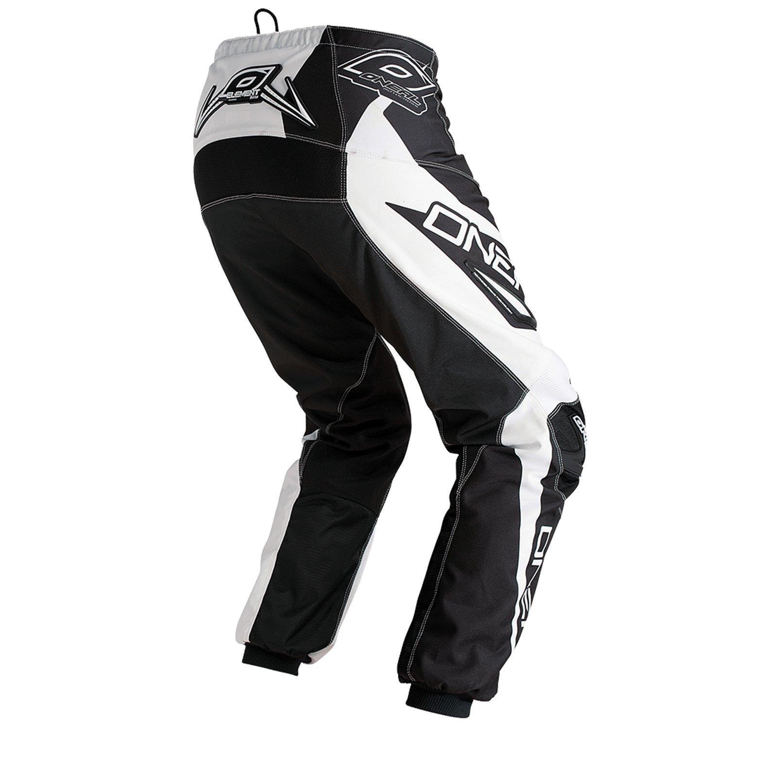 ONeal-pantalones-de-Jersey-de-los-ninos-de-pantalones-cortos-ninos-MX-bicicleta-DH-montana-bicicleta miniatura 18
