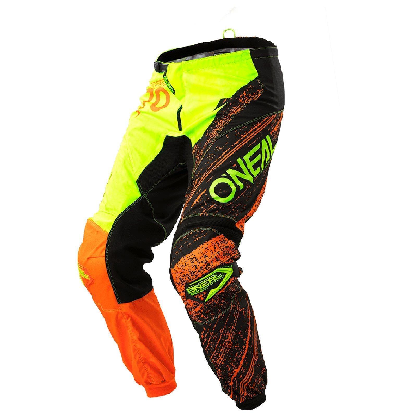 ONEAL-Element-Burnout-MX-Moto-Cross-Trousers-Pant-Enduro-Mountain-Bike-MTB-Downhill thumbnail 8