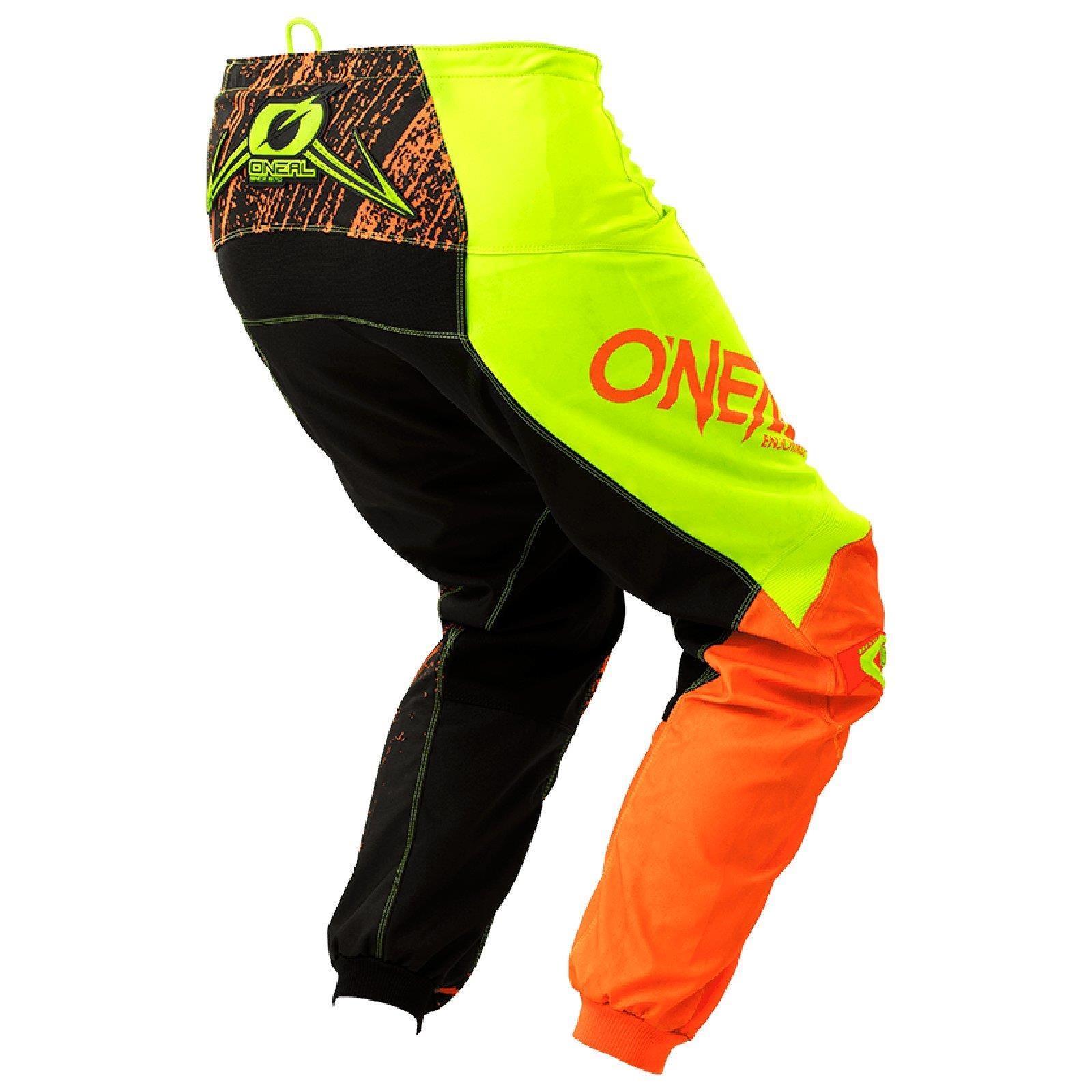 ONEAL-Element-Burnout-MX-Moto-Cross-Trousers-Pant-Enduro-Mountain-Bike-MTB-Downhill thumbnail 9