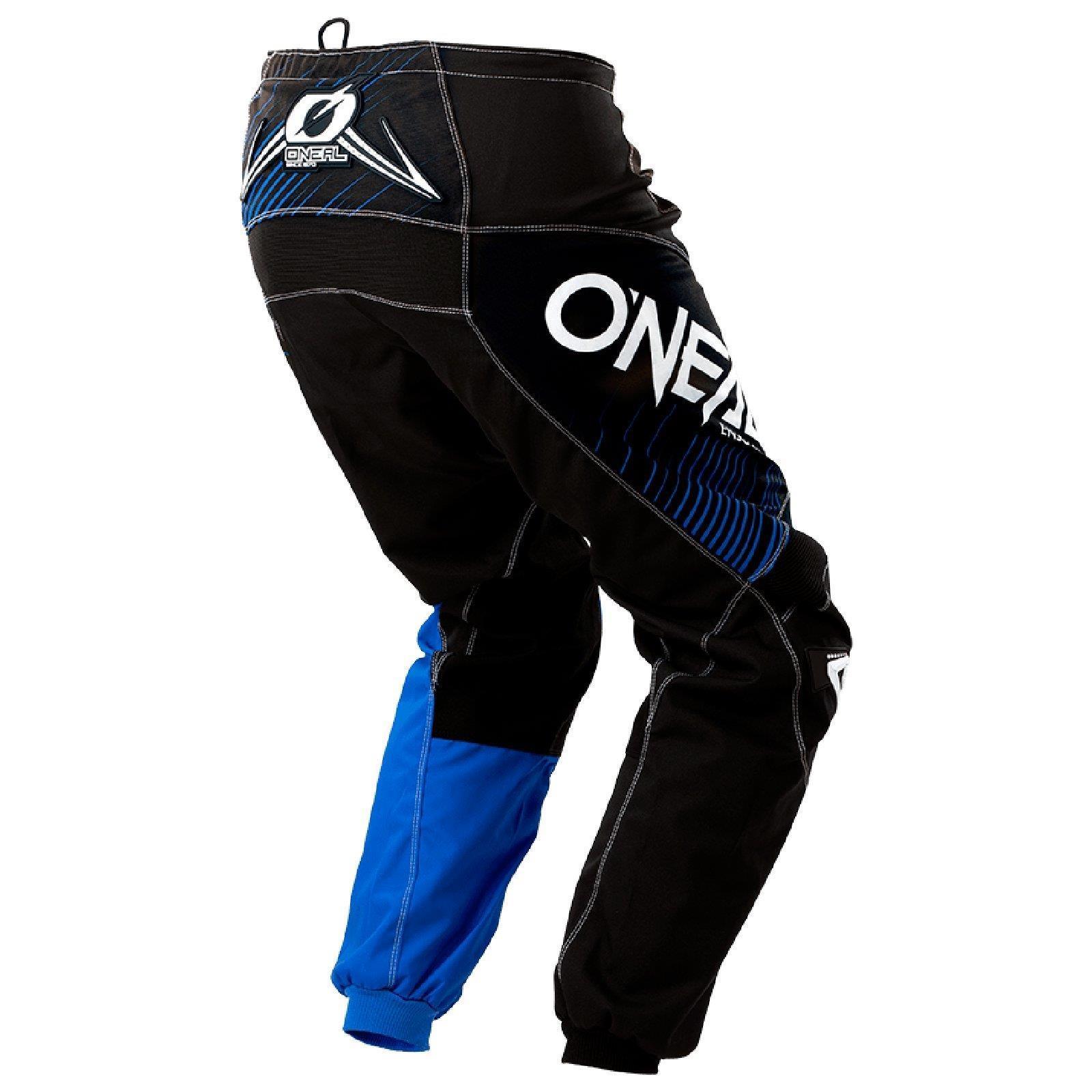 O-039-Neal-elemento-Mayhem-Hardwear-Pants-Pantaloni-MX-MOTO-CROSS-ENDURO-OFFROAD-Pelle miniatura 42