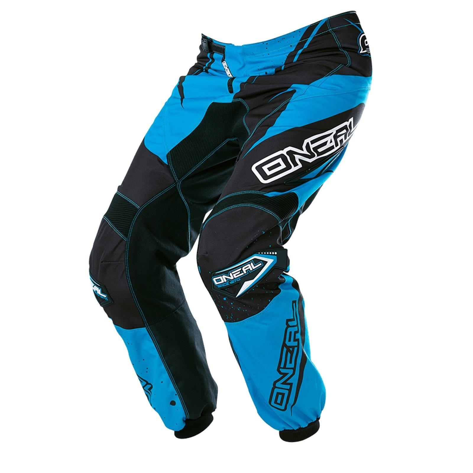 O-039-Neal-Element-MX-Pantaloni-Racewear-Pant-moto-cross-SX-Enduro-Fuoristrada-Moto-Quad miniatura 2