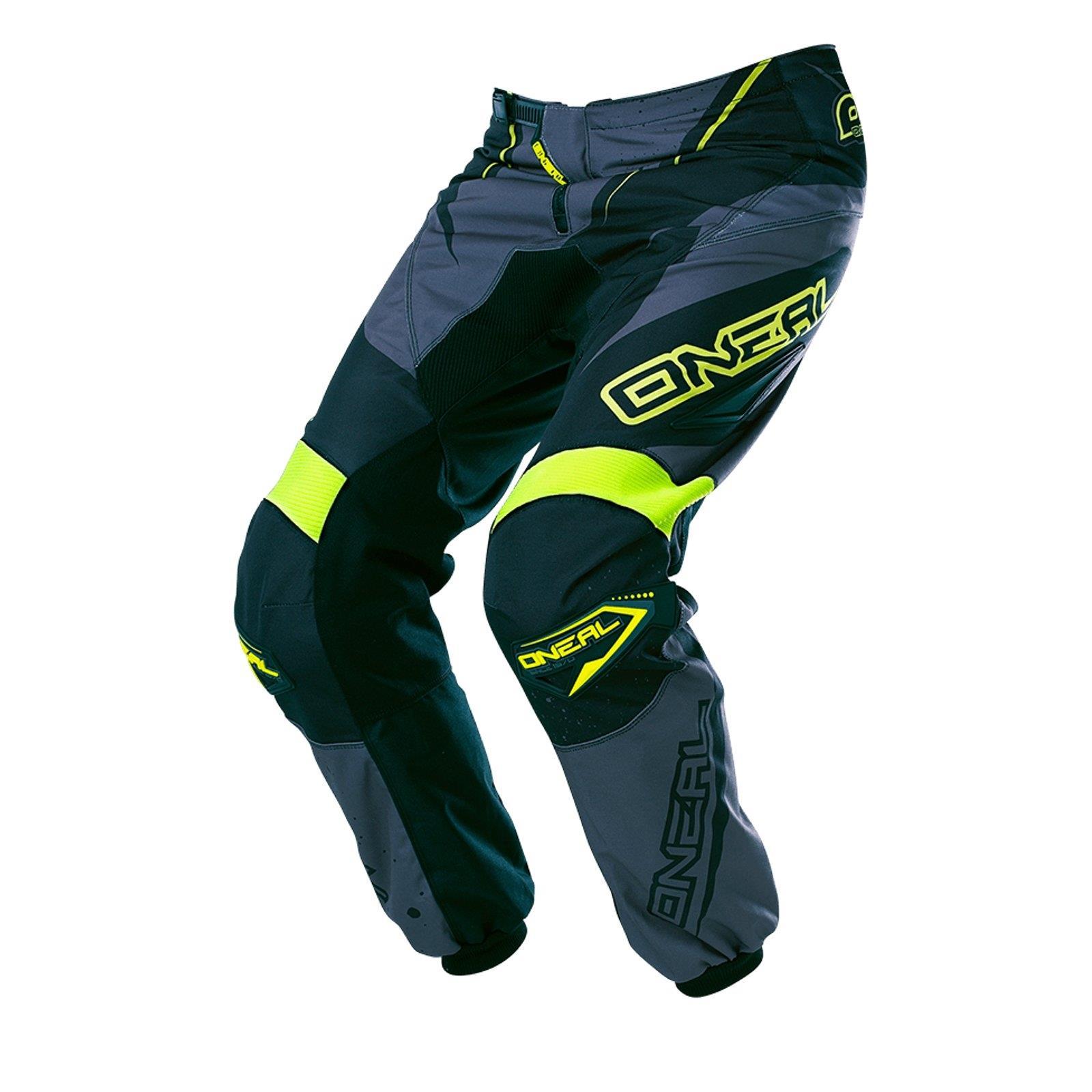O-039-Neal-Element-MX-Pantaloni-Racewear-Pant-moto-cross-SX-Enduro-Fuoristrada-Moto-Quad miniatura 10