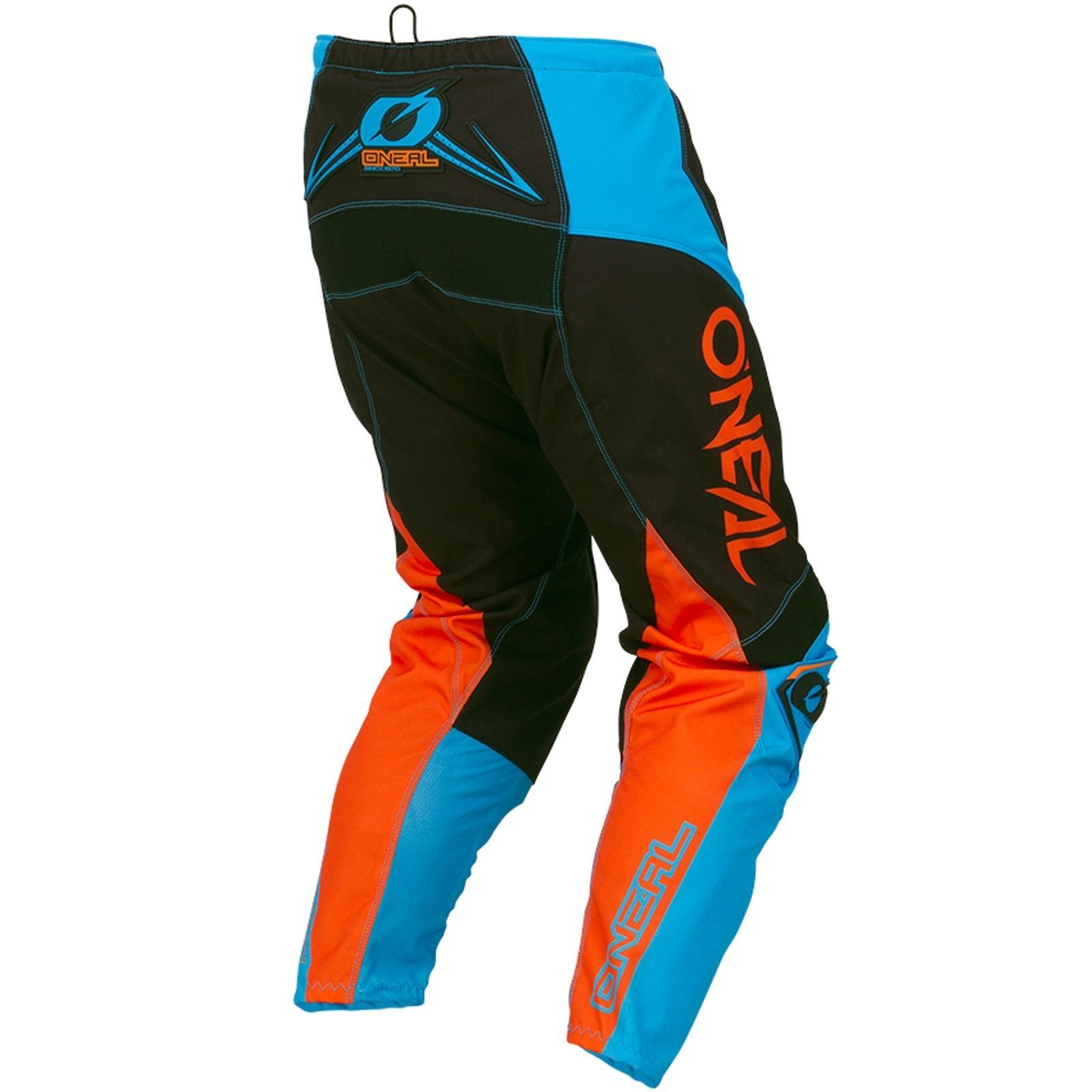 Oneal-elemento-Mayhem-Hardwear-Pants-pantalones-MX-DH-FR-Moto-Cross-Enduro-MTB-moto miniatura 45