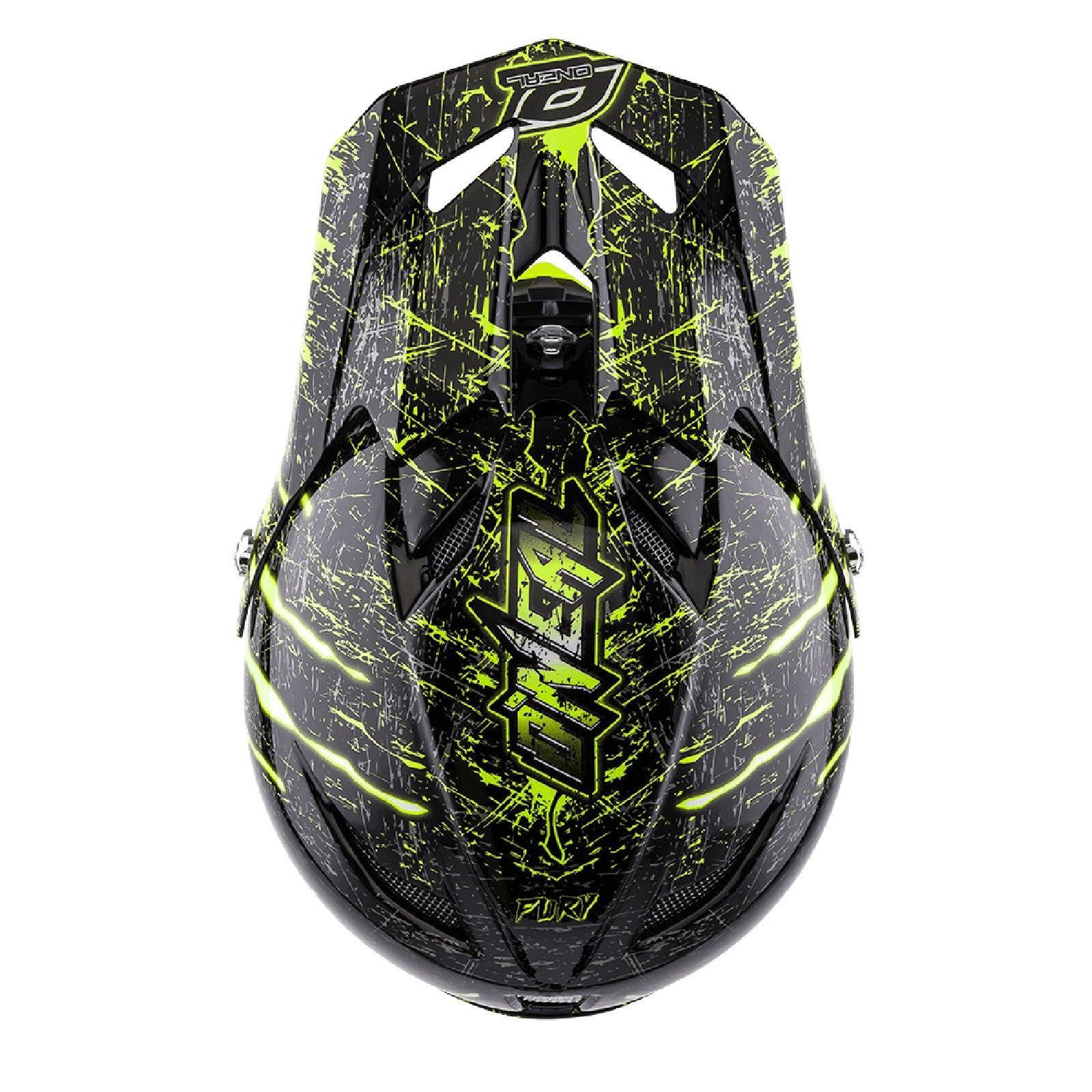 ONeal-Fury-RL-Helm-Mercury-Schwarz-Gelb-Mountainbike-Trail-DH-FR-MTB-Downhill