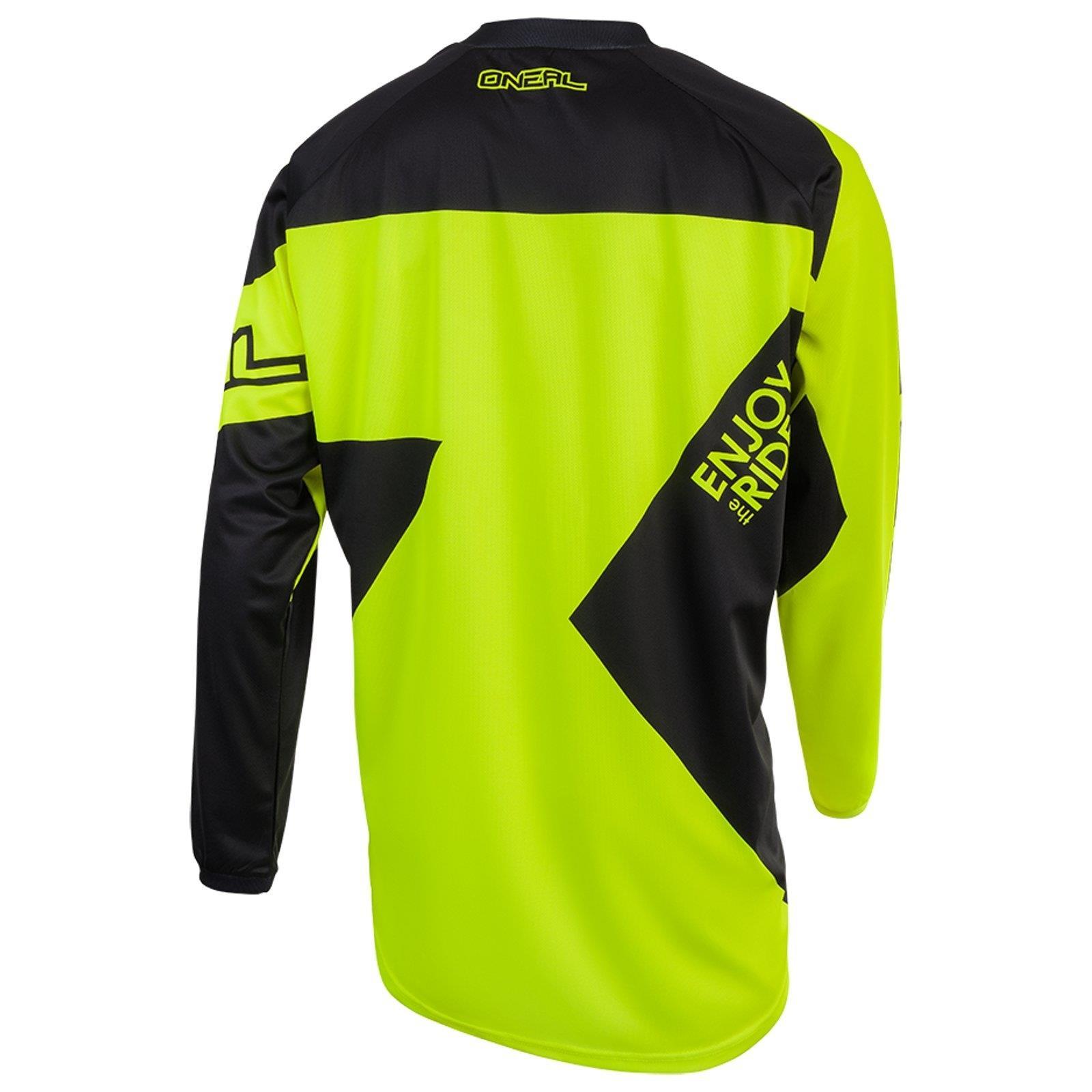O-039-Neal-elemento-Mayhem-JERSEY-Racewear-Motocross-Maglia-MX-DH-FR-MTB-MOUNTAIN-BIKE miniatura 56