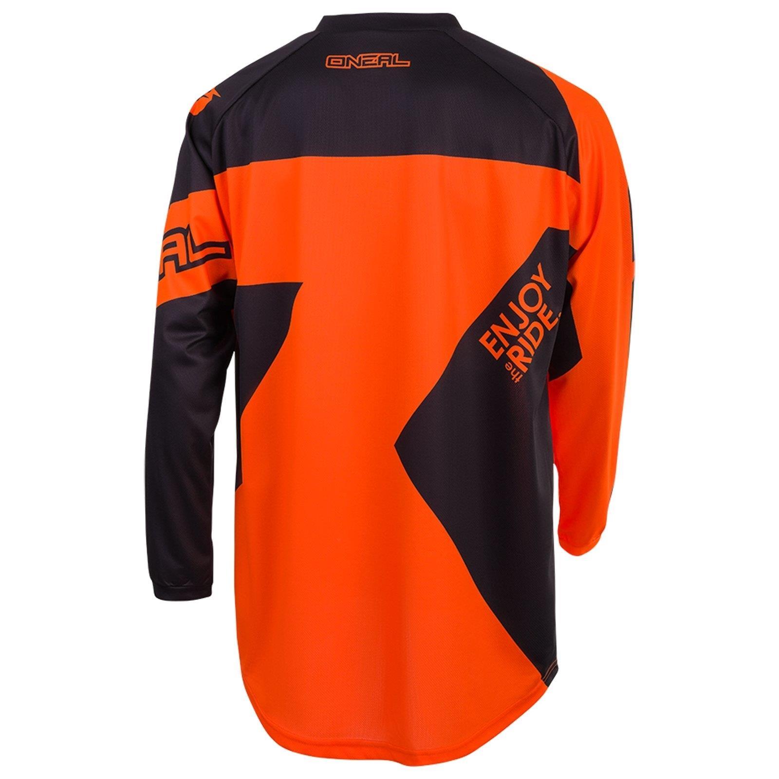 O-039-Neal-elemento-Mayhem-JERSEY-Racewear-Motocross-Maglia-MX-DH-FR-MTB-MOUNTAIN-BIKE miniatura 58