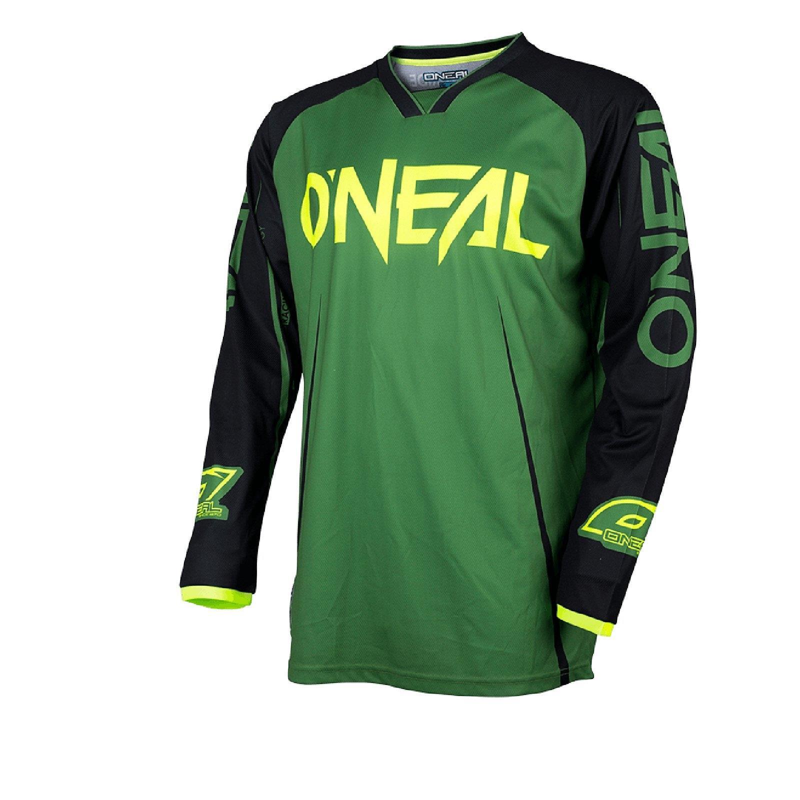 O-039-neal-Mayhem-Lite-Jersey-pantalones-combo-bloqueador-motocross-MX-quad-todoterreno-MTB-DH miniatura 13
