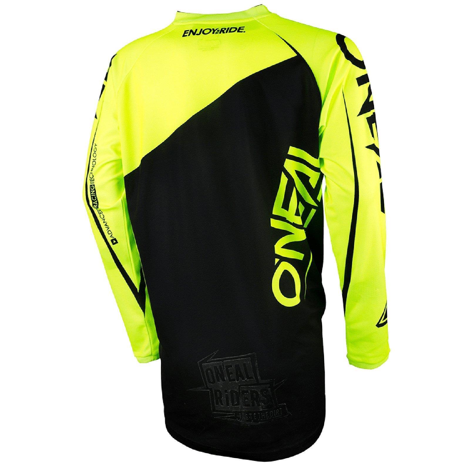 O-039-neal-Mayhem-Lite-Jersey-pantalones-combo-bloqueador-motocross-MX-quad-todoterreno-MTB-DH miniatura 9